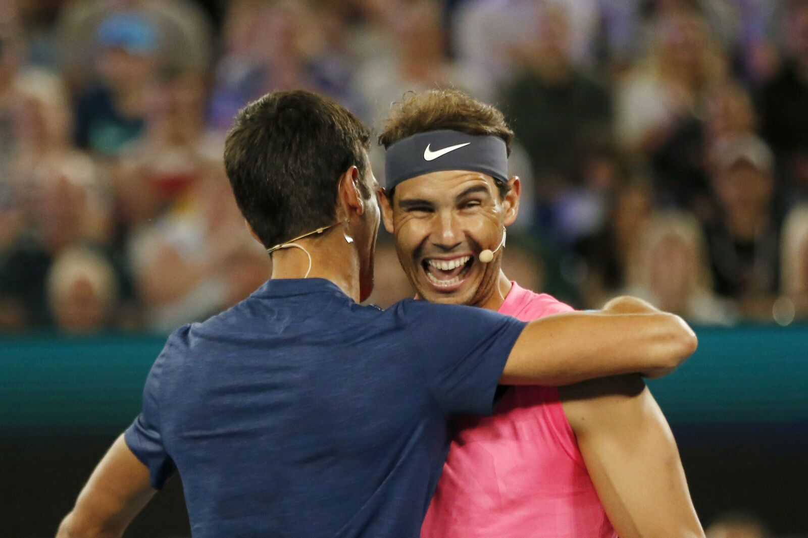 Australian Open draw winners and losers: Good for Nadal, bad for Serena