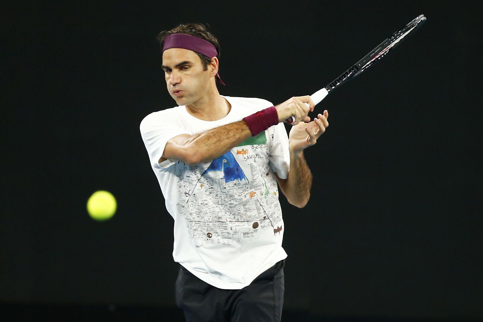 Australian Open 2020: Roger Federer and Novak Djokovic poised to collide