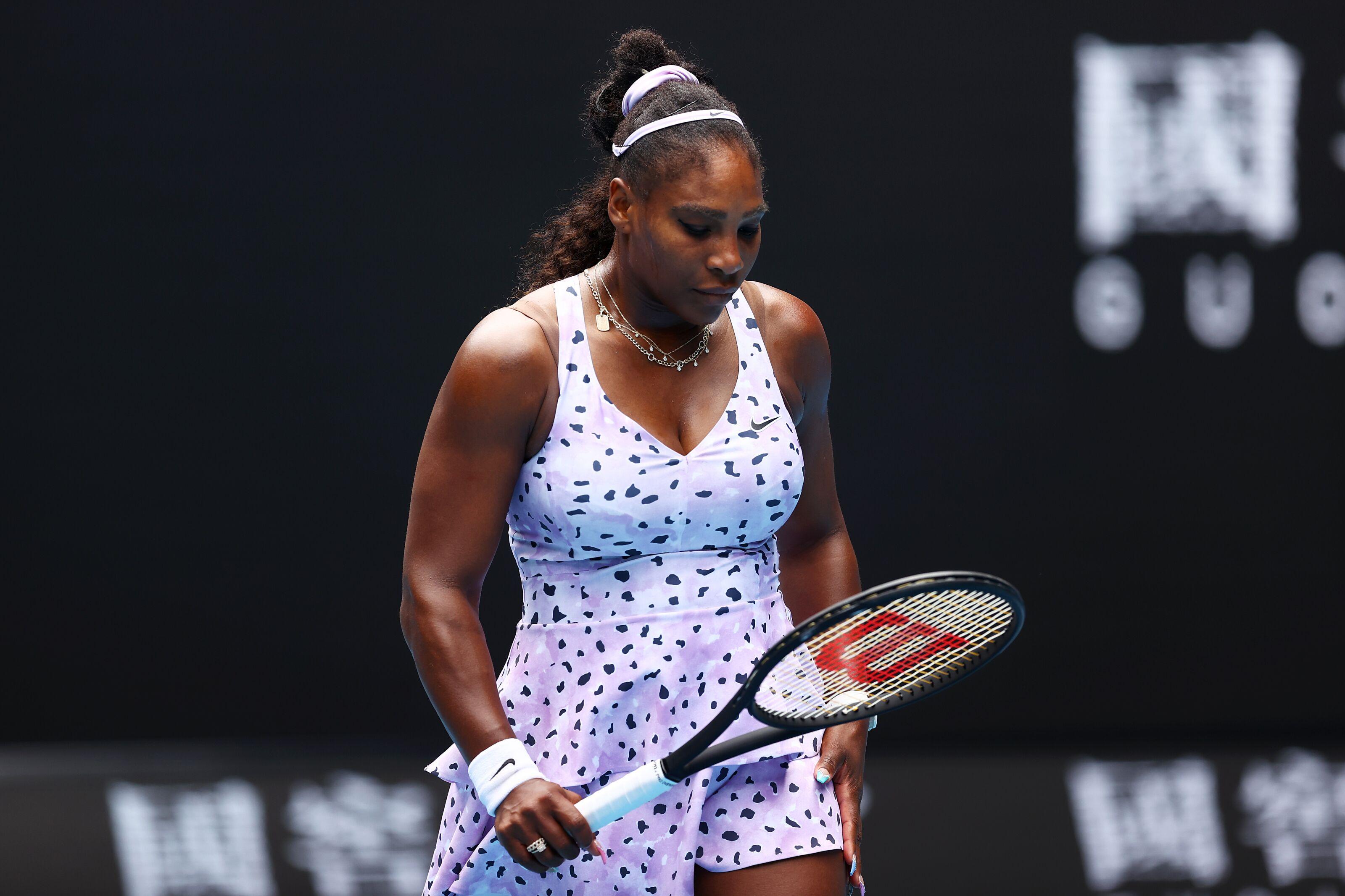 Australian Open wide open after Serena Williams, Naomi Osaka shocks