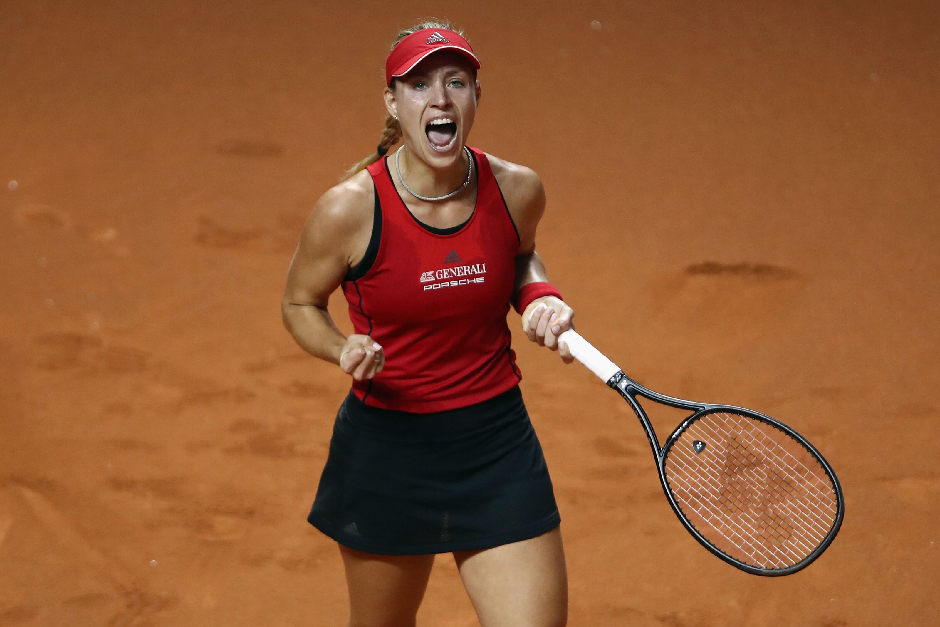 Angelique Kerber has momentum heading into French Open
