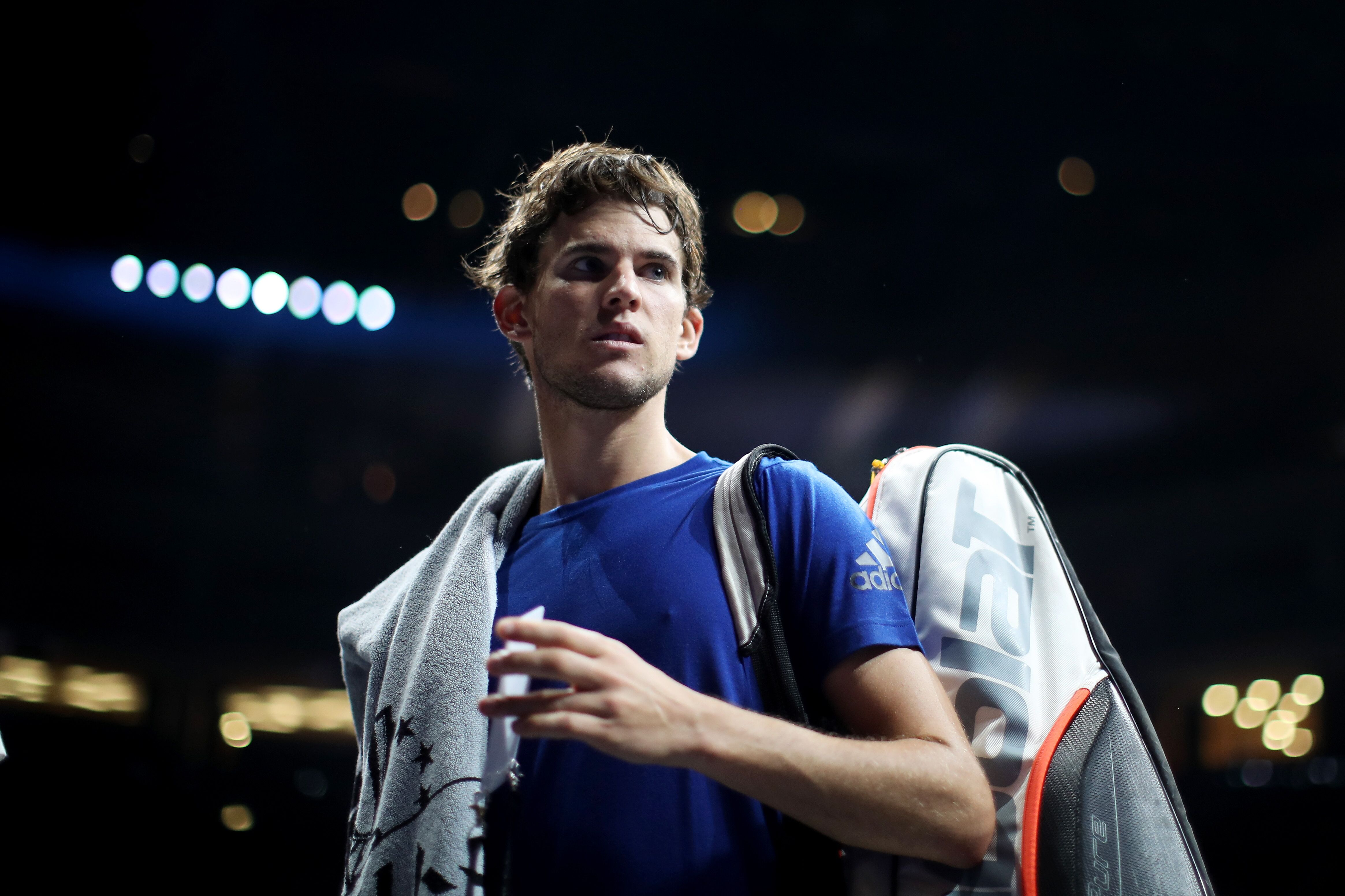Dominic Thiem must rebound and qualify for 2017 ATP Finals