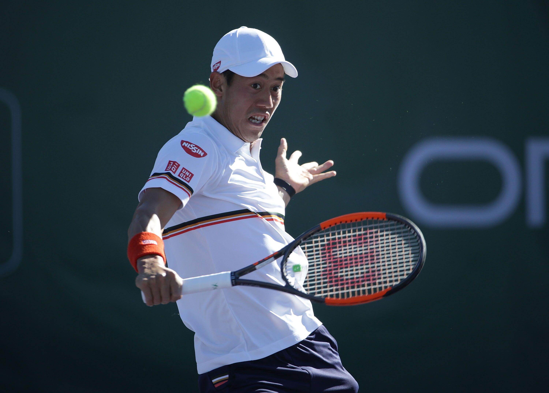 Nishikori Tennis