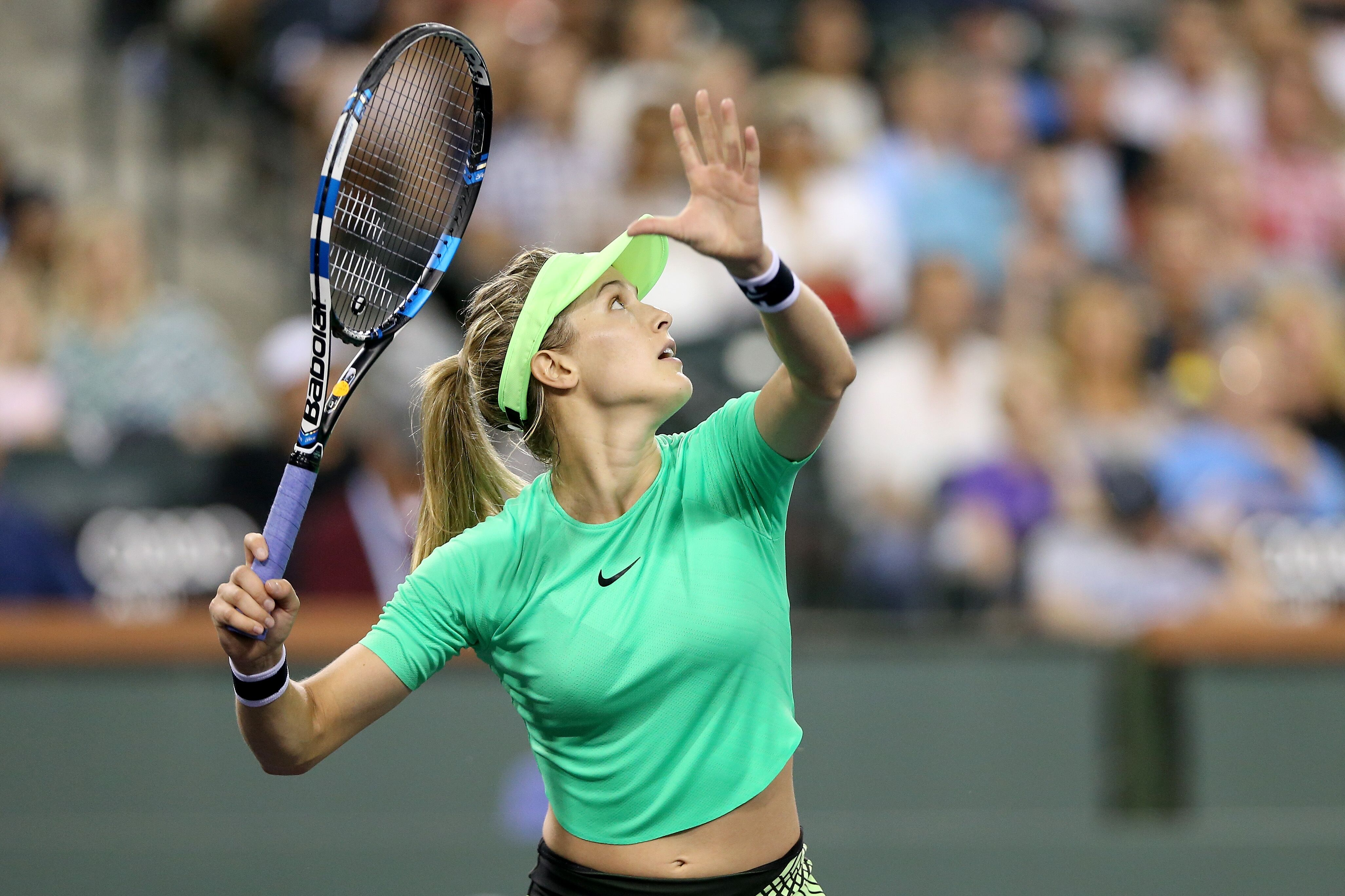 Eugenie Bouchard Has Instagram Famous Twin Sister Beatrice Bouchard