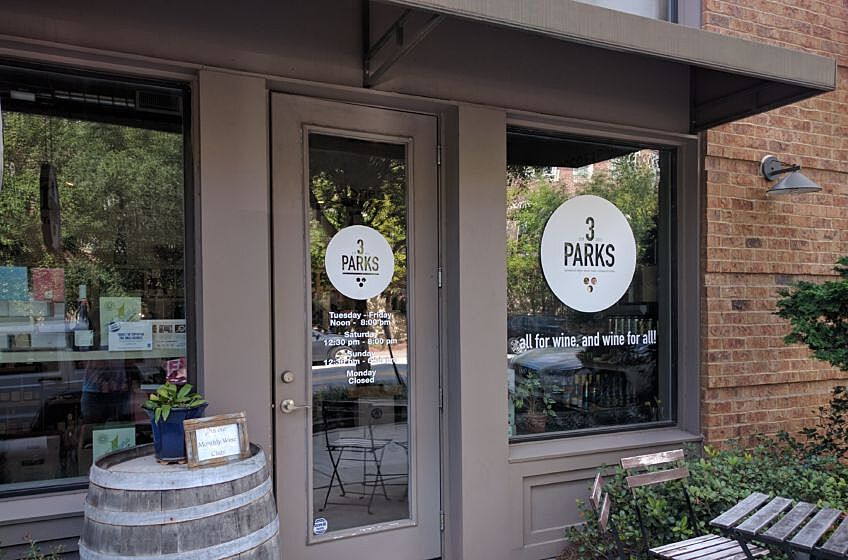 Atlanta Spotlight: 3 Parks Wine Shop of Glenwood Park