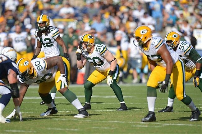 Who Do The Green Bay Packers Start At Inside Linebacker