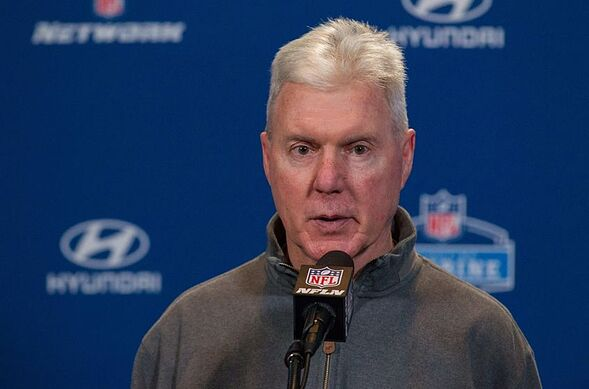 Feb 25, 2016; Indianapolis, IN, USA; Green Bay Packers EVP, general manager, and director of football operations Ted Thompson speaks to the media during the 2016 NFL Scouting Combine at Lucas Oil Stadium. Mandatory Credit: Trevor Ruszkowski-USA TODAY Sports