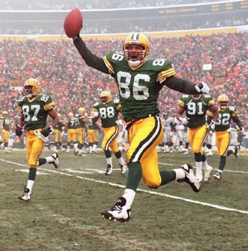 Top 10 Wide Receivers in Green Bay Packers' History