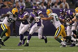 Packers Receive A Gift In 2014 And 2015 With The Vikings