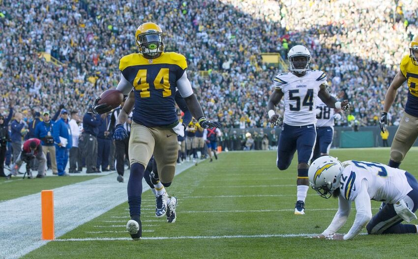 Green Bay Packers Four Downs Of Questions