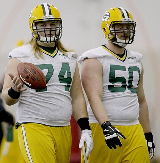 sale retailer 4827d 89885 Green Bay Packers 2016 position preview: Offensive linemen ...