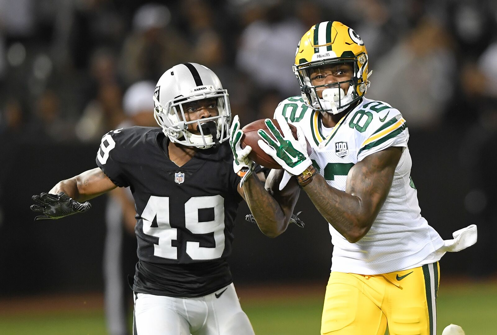 Packers: Why it's time to move on from J'Mon Moore