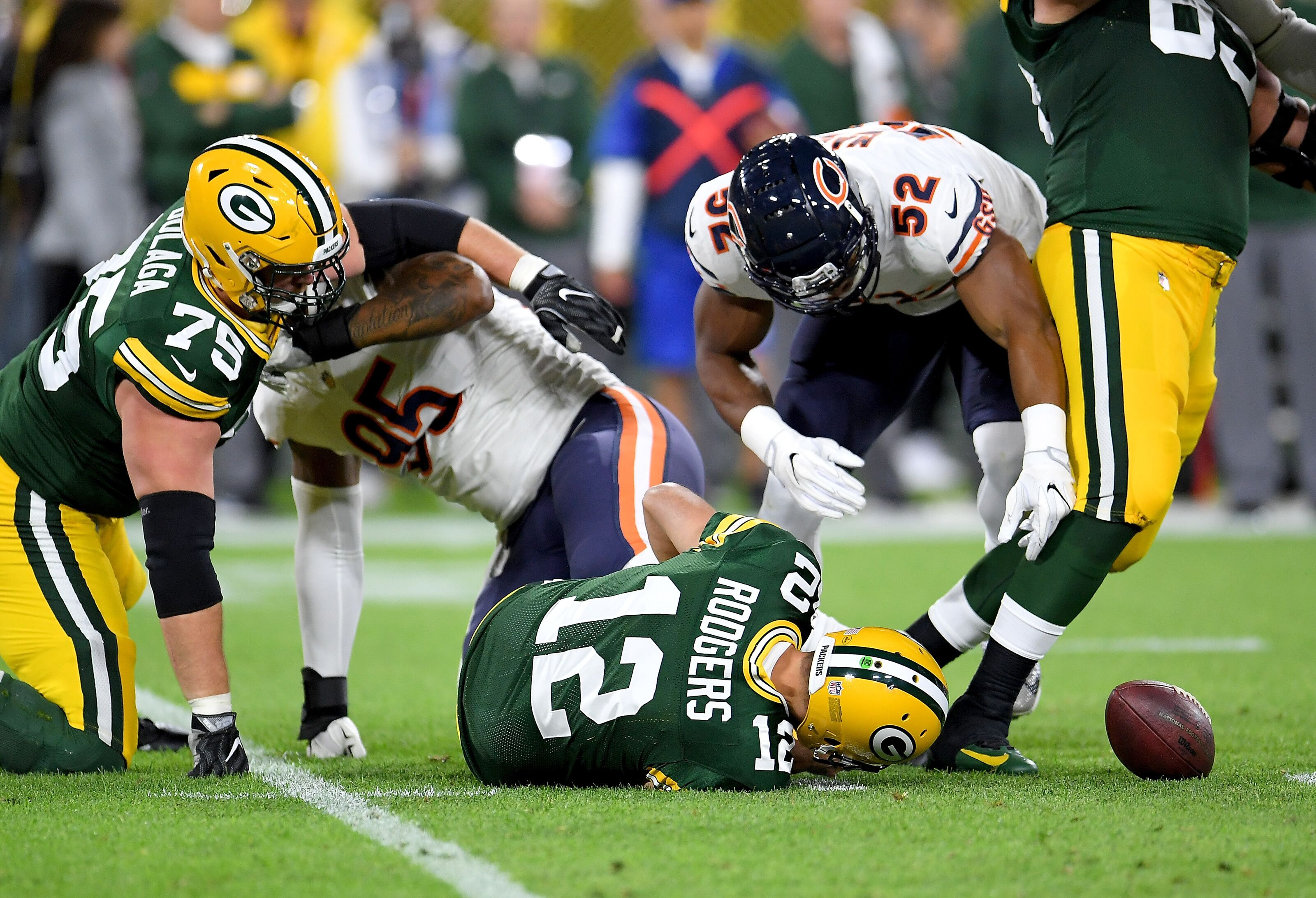 d3ab3596157 Packers  Is Aaron Rodgers  durability a concern after latest injury