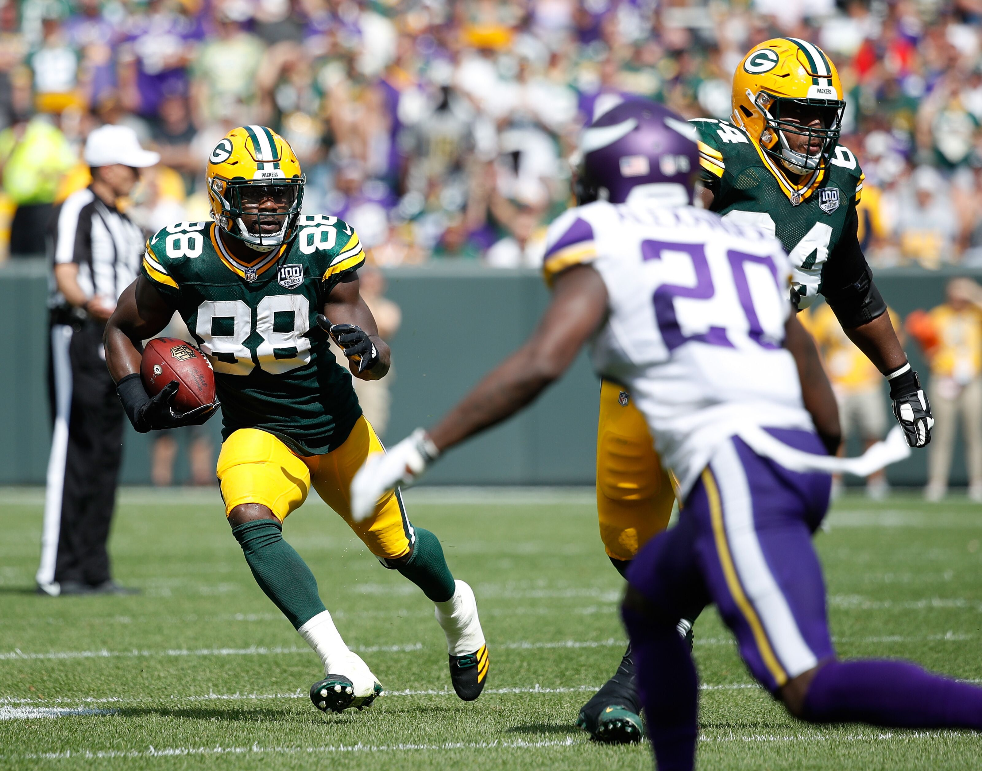 Packers Four players who should be more involved after bye week
