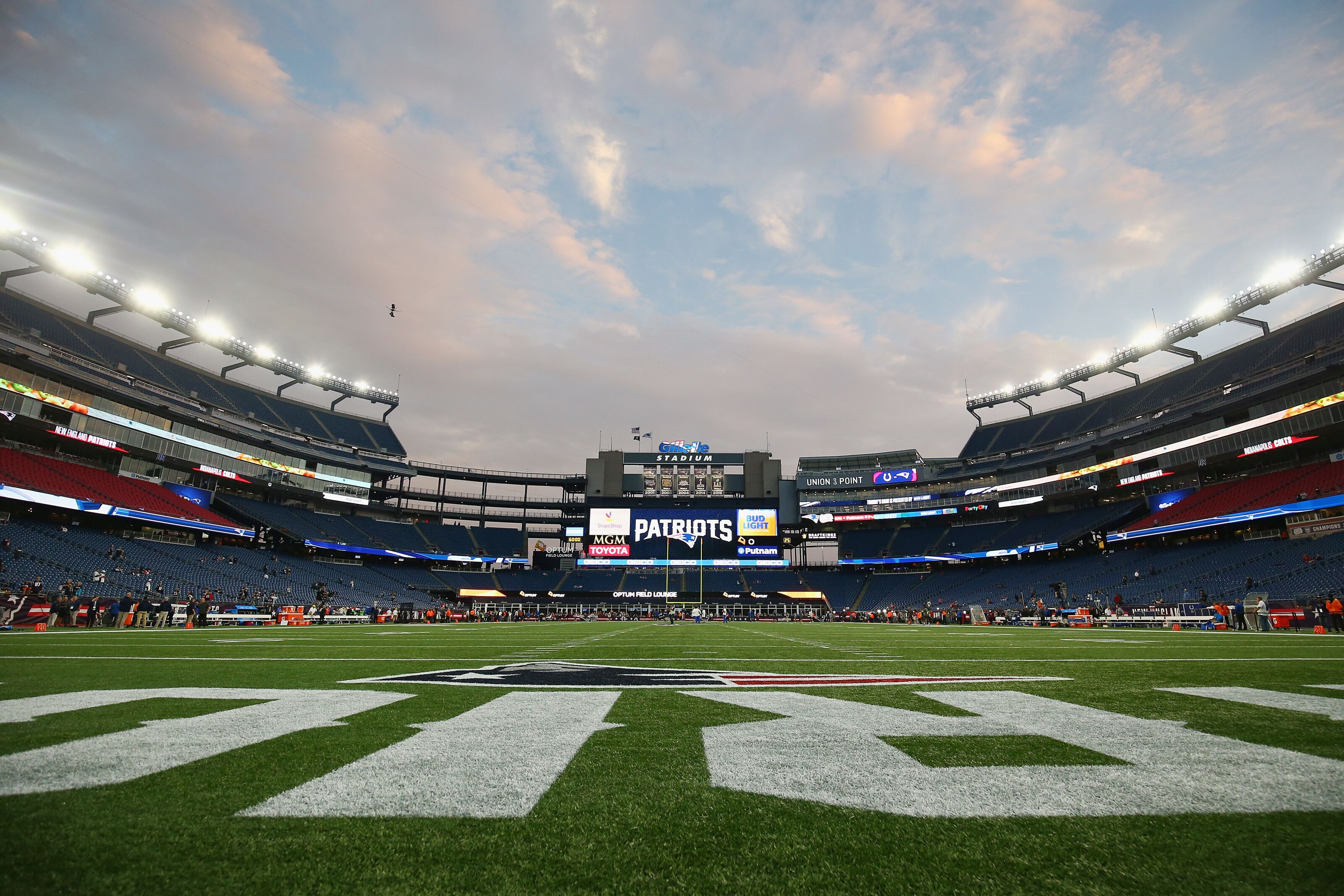 209bac58147 Packers vs. Patriots Week 9: Start time, TV info and more