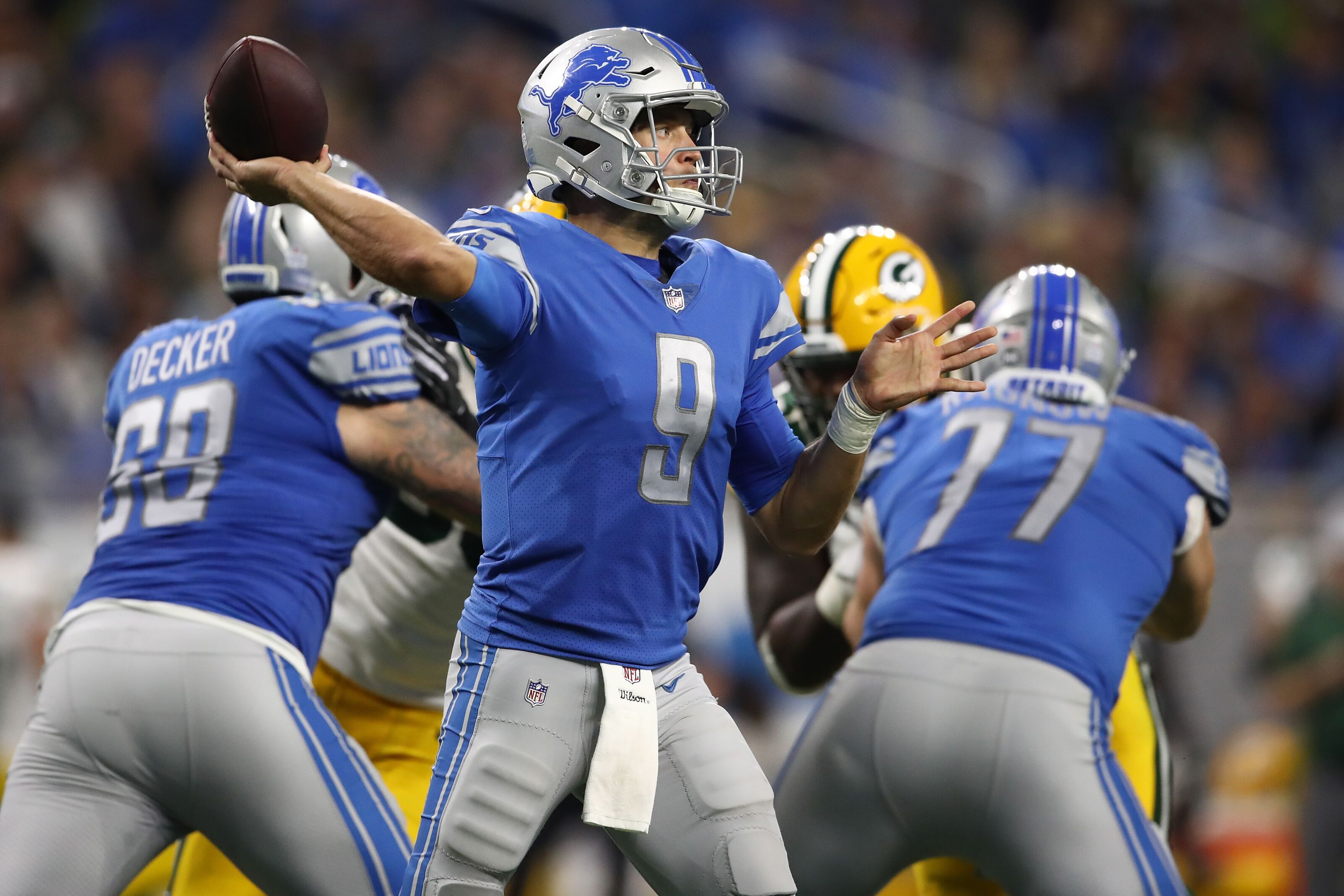 7a9701bc69f088 Green Bay Packers 2019 opponent preview: Detroit Lions
