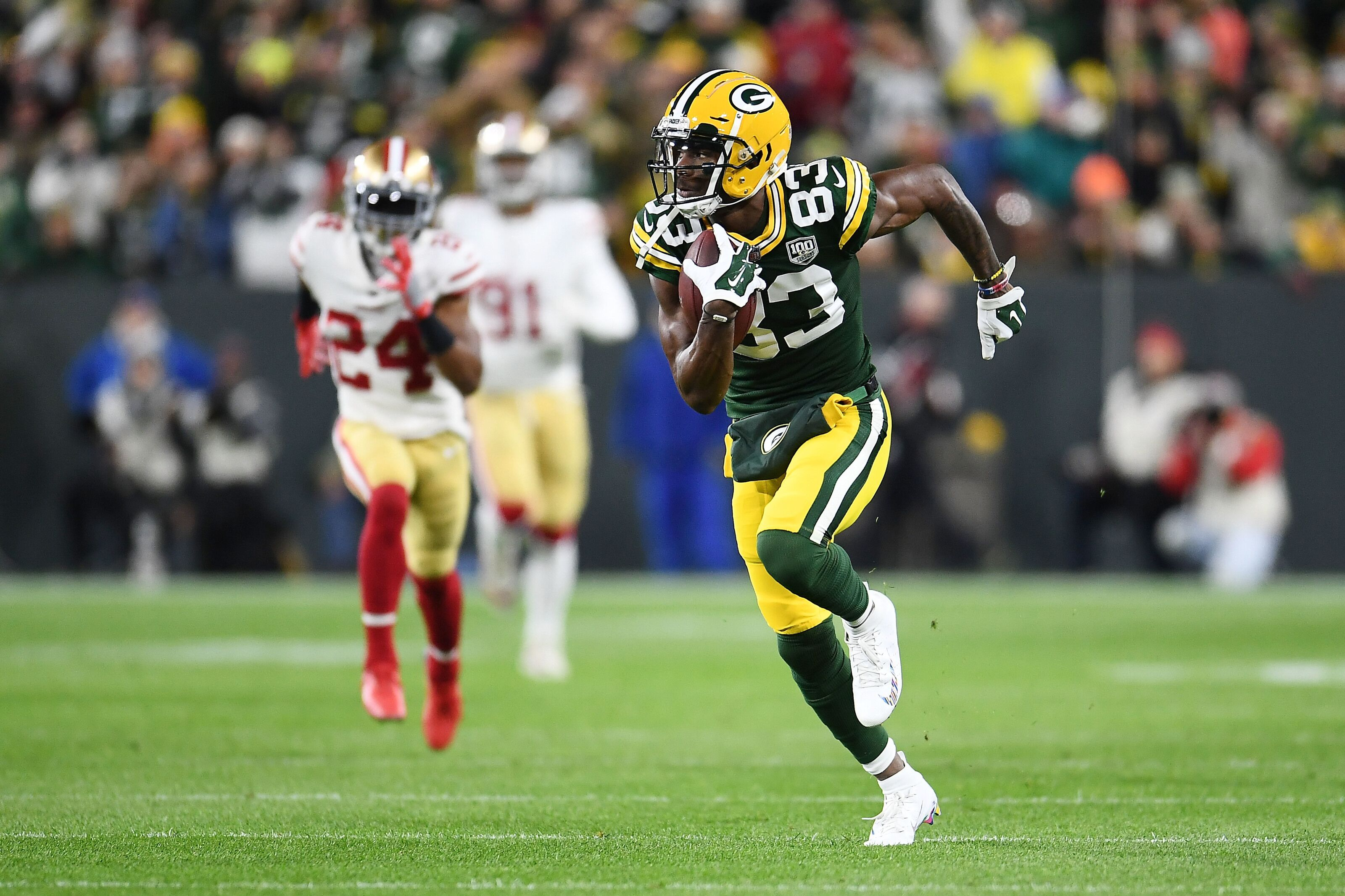 Packers 2019 training camp preview: Wide receiver