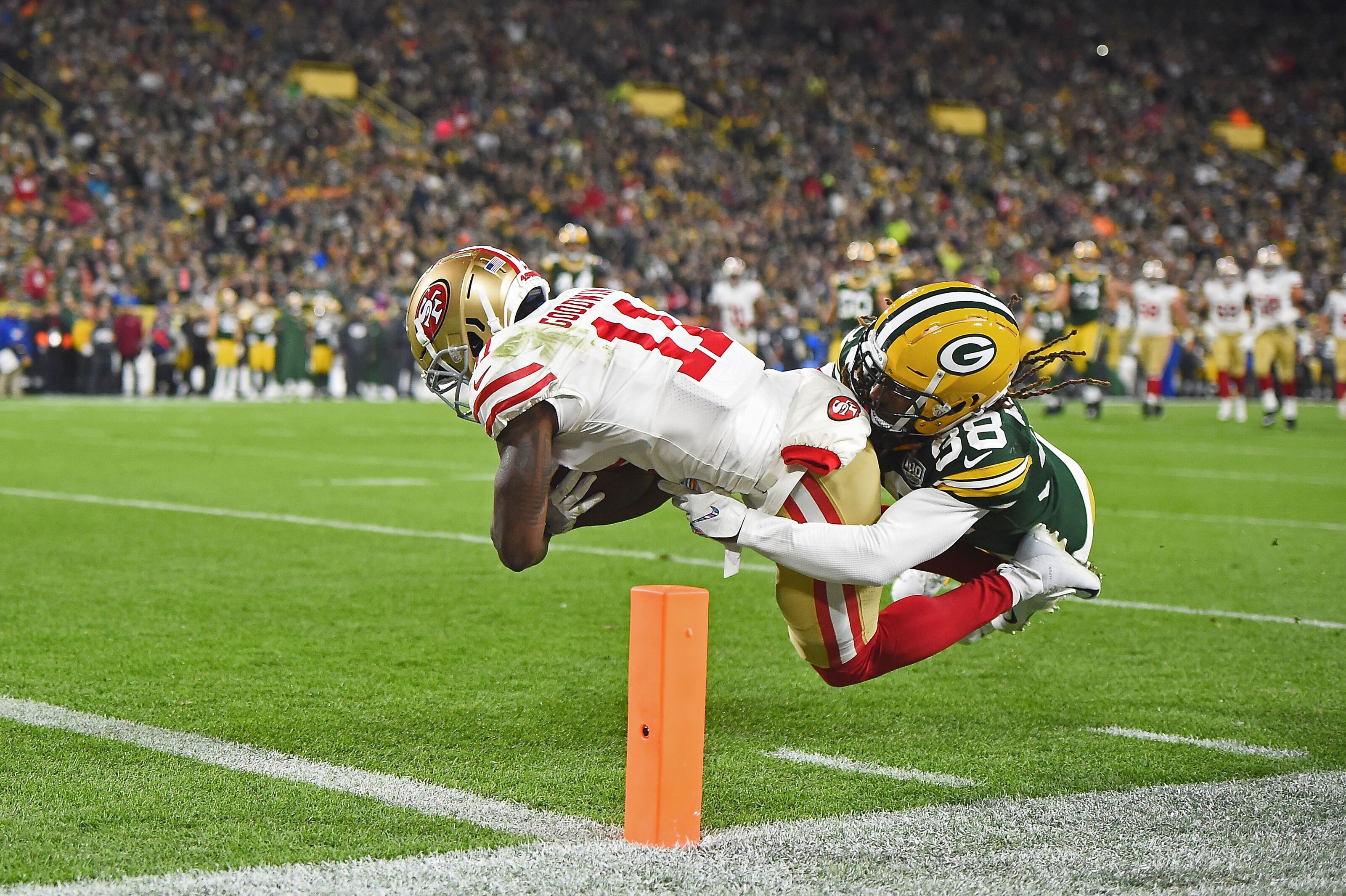 Green Bay Packers 2019 opponent preview: San Francisco 49ers