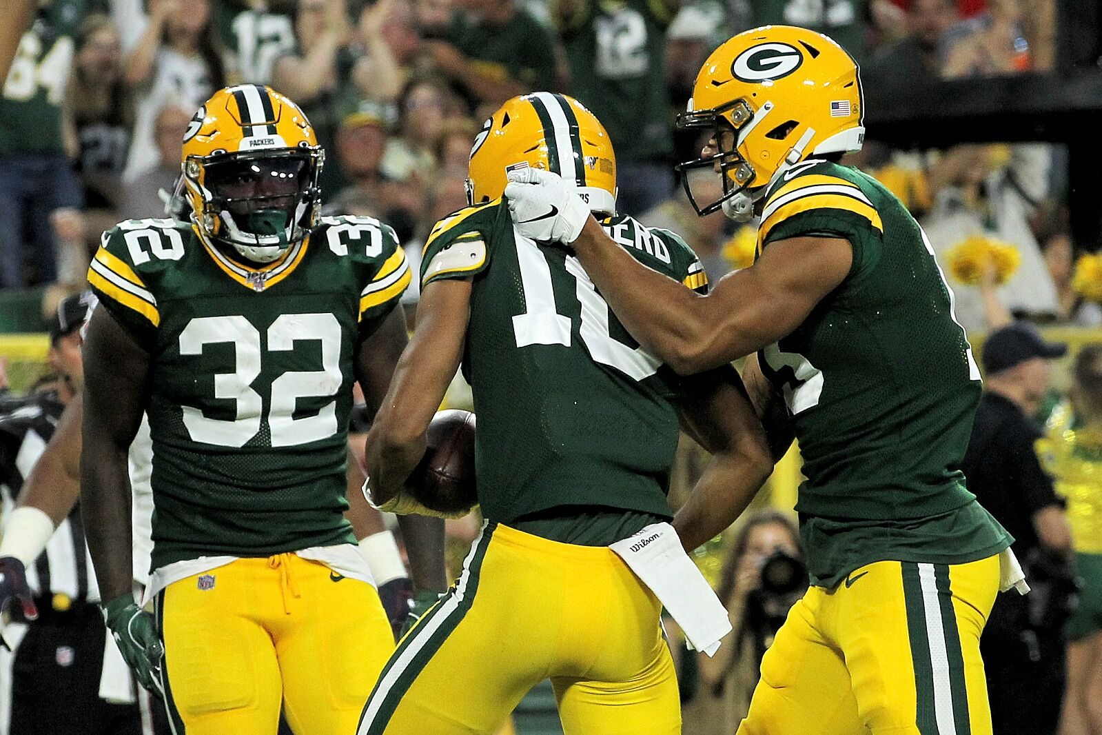 d0e85e4b Packers: Top three questions in second preseason game vs. Ravens ...