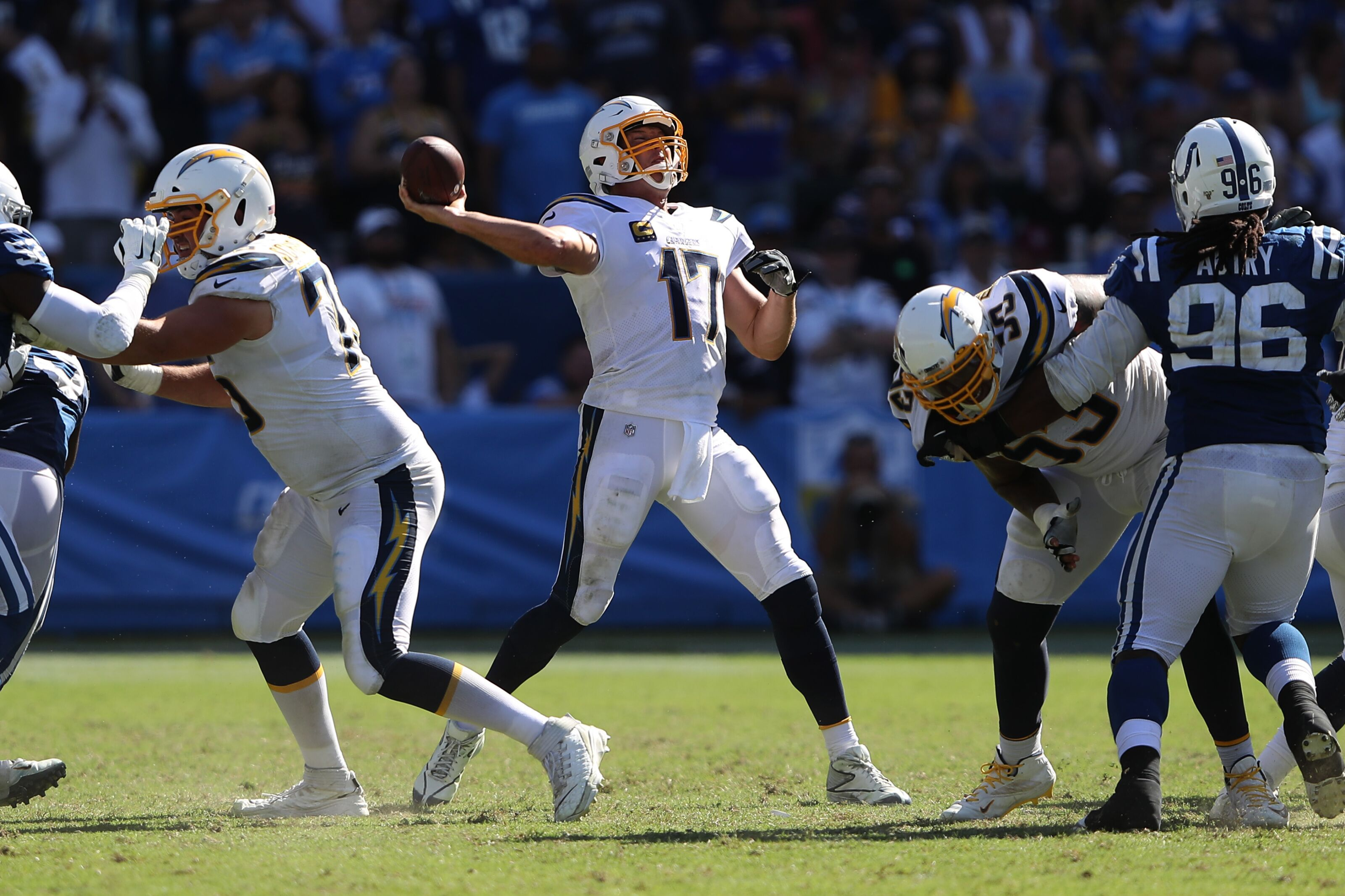 Packers fans should also support Chargers, Broncos in Week 2
