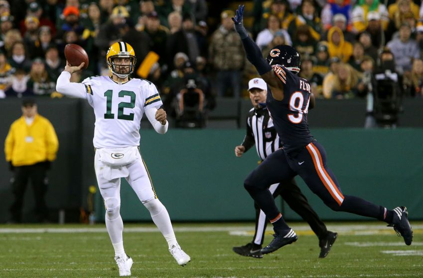 5e138a6a Green Bay Packers to wear color rush uniform vs. Chicago Bears