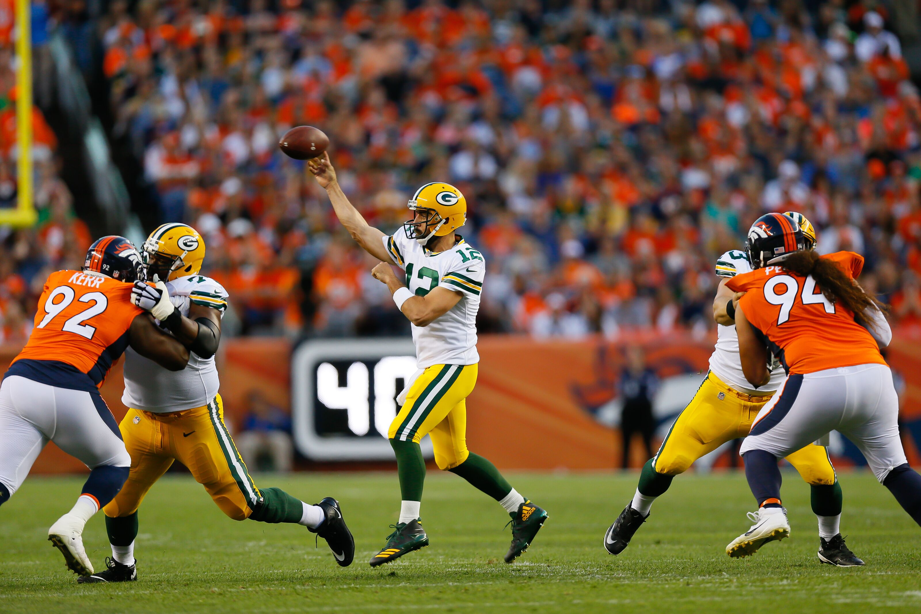 Green Bay Packers 2019 opponent preview: Denver Broncos
