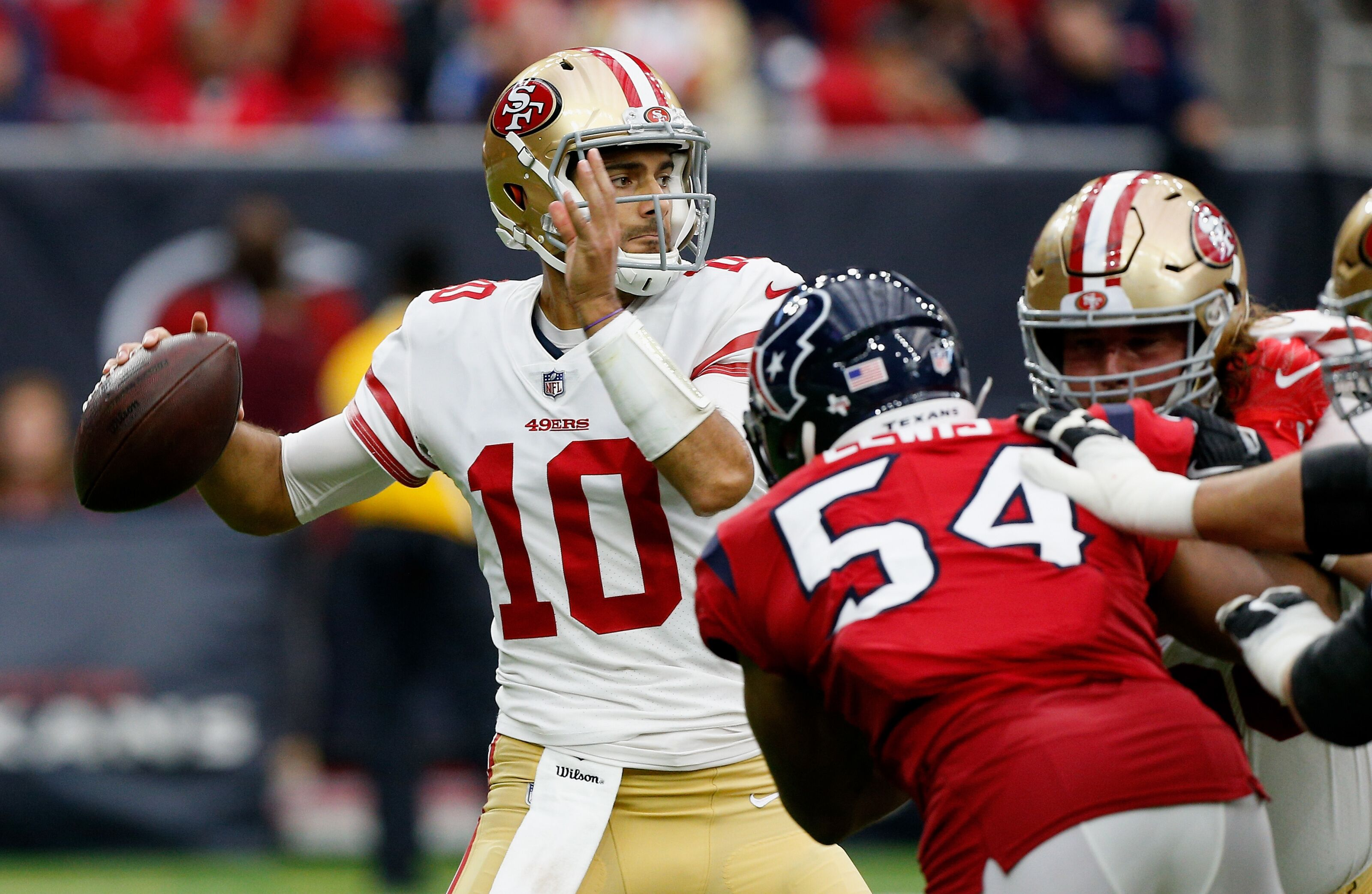 Green bay packers 2018 opponent preview san francisco 49ers m4hsunfo