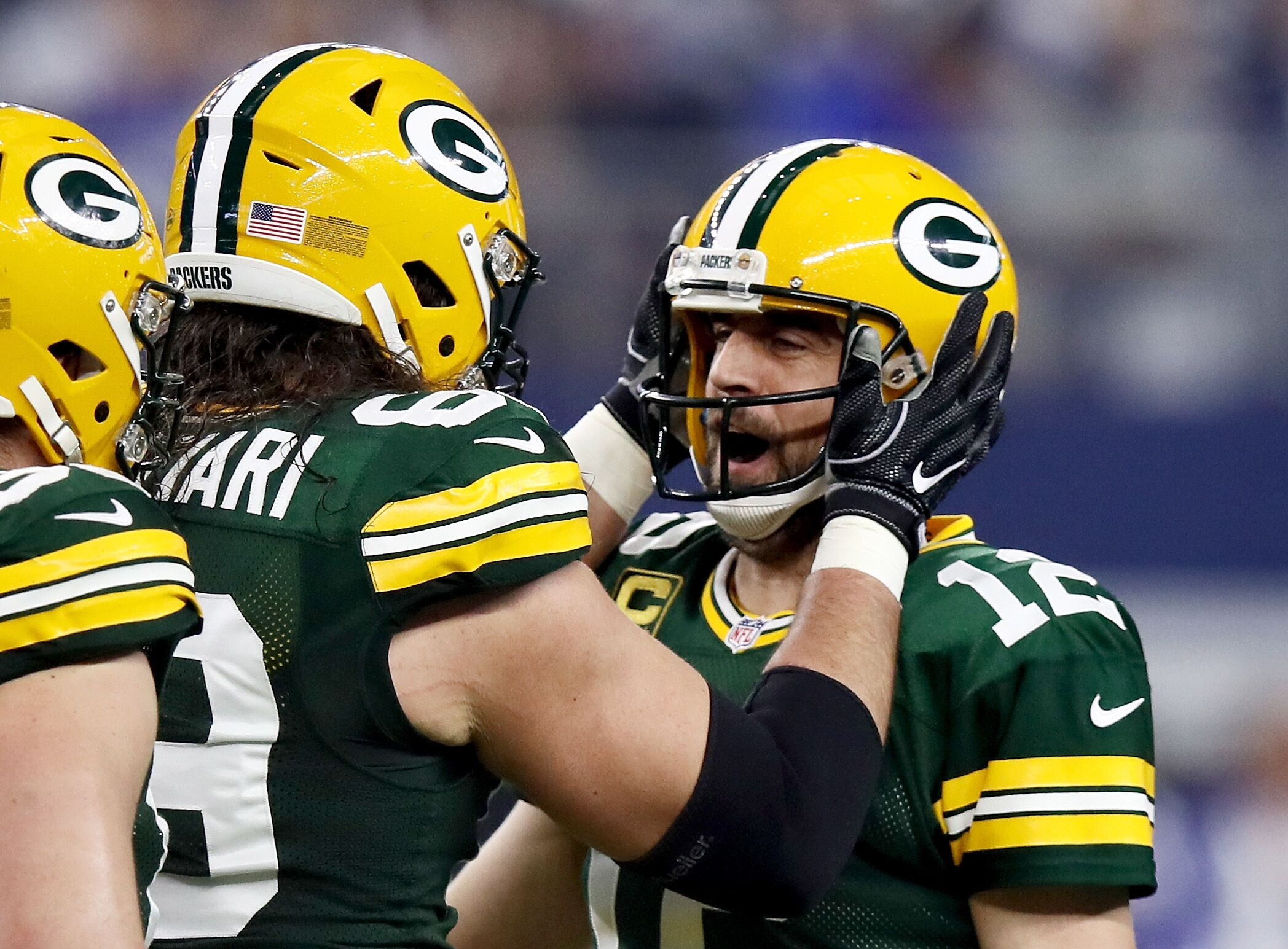 Green Bay Packers David Bakhtiari is the NFL s most underrated player