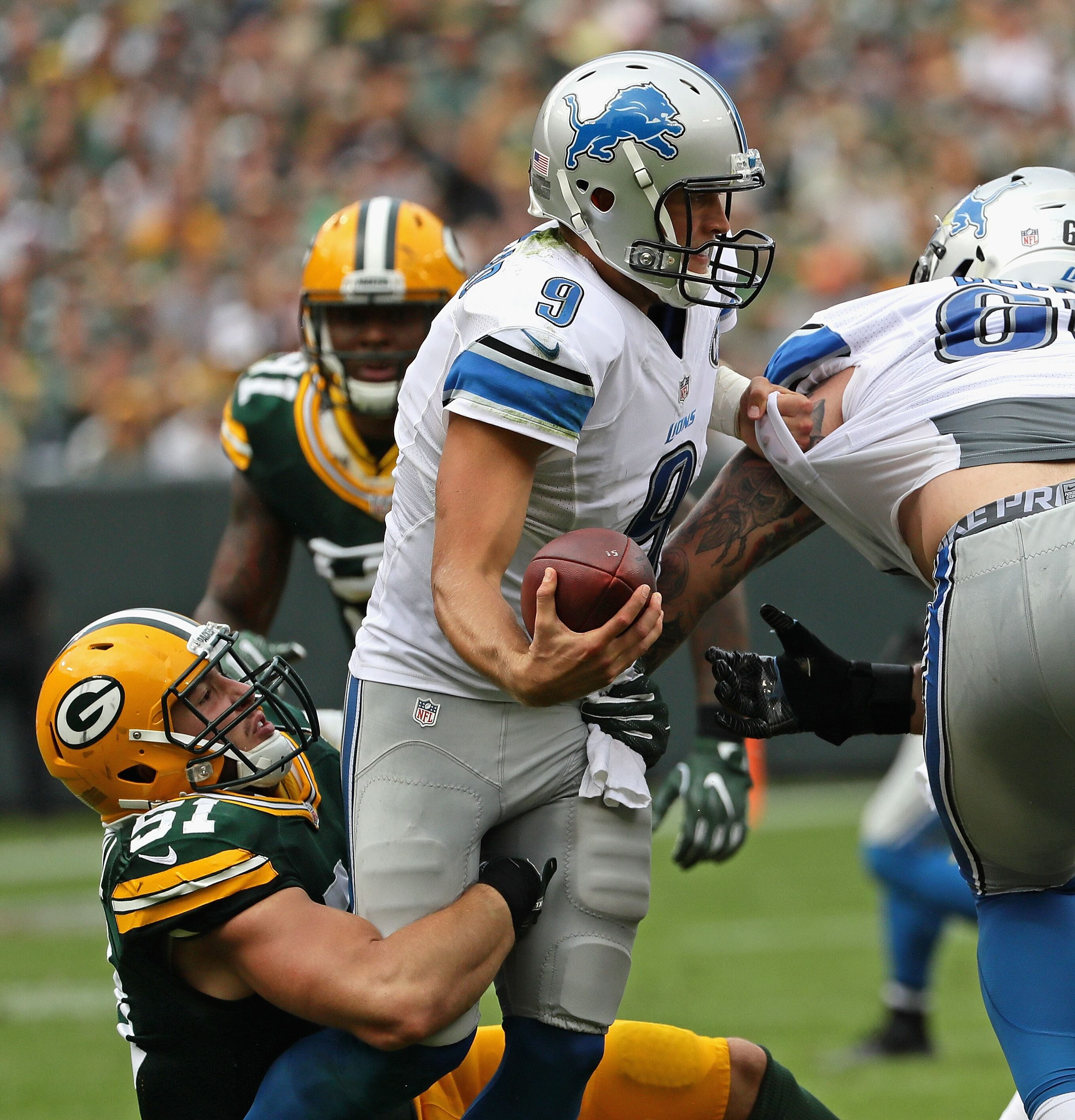 Week 11 Giants Vs Packers: Packers Vs. Lions: Lombardi Ave Staff Last Second Predictions