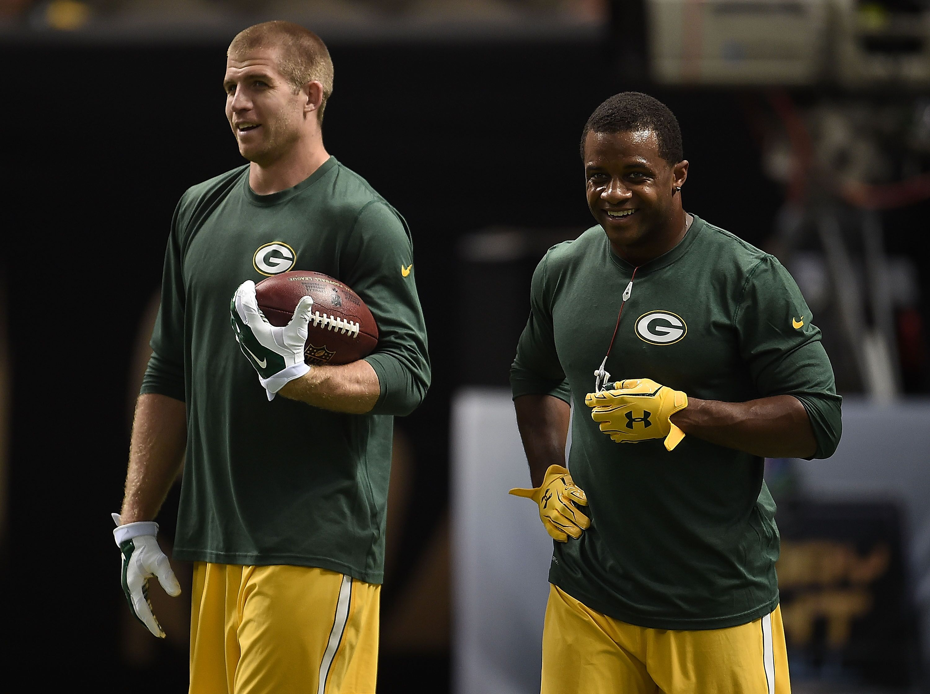 Packers Future Is Uncertain For Jordy Nelson And Randall Cobb