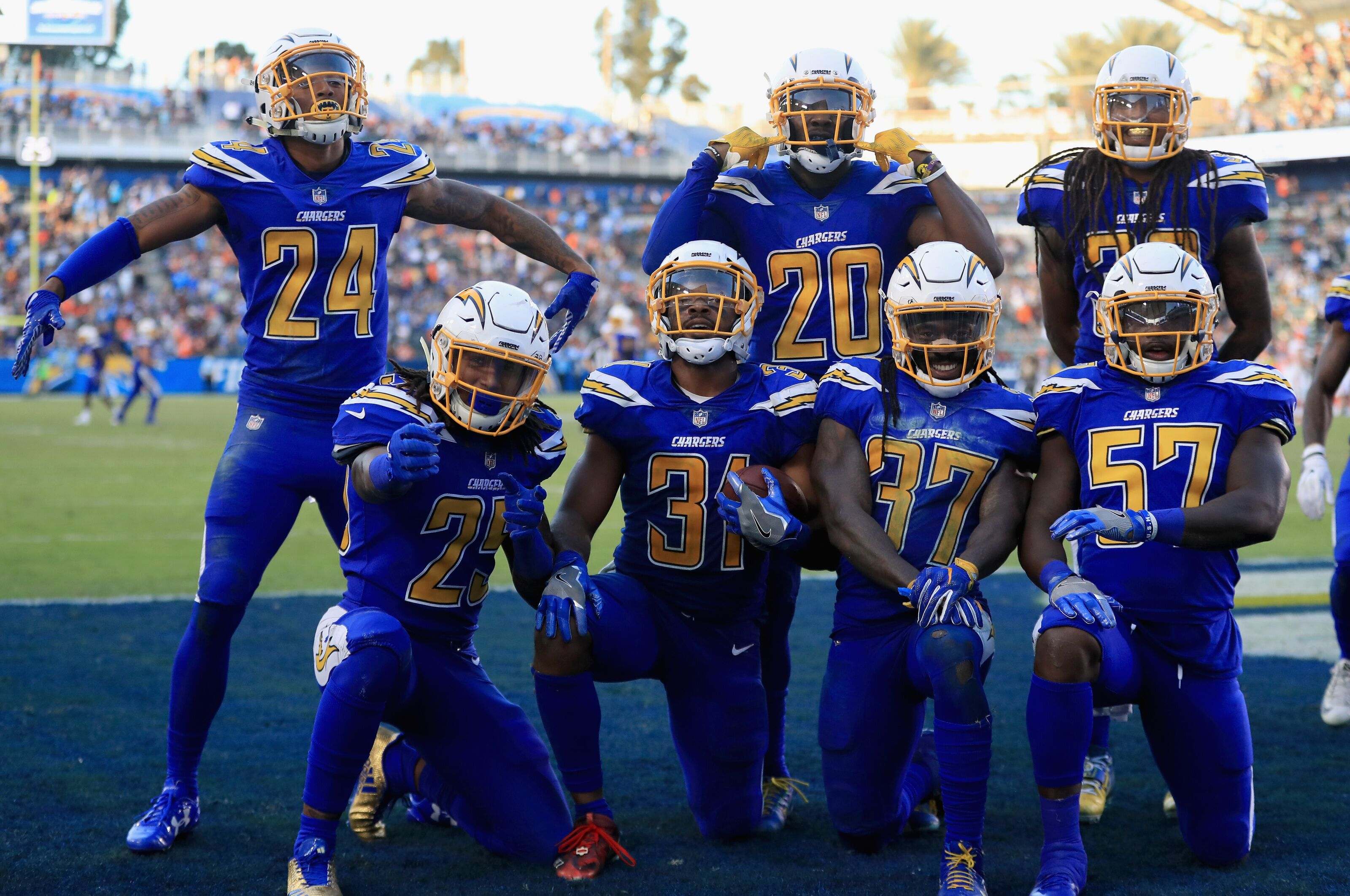 NFL 2018 power rankings countdown No. 10  Los Angeles Chargers 4f853d9e0