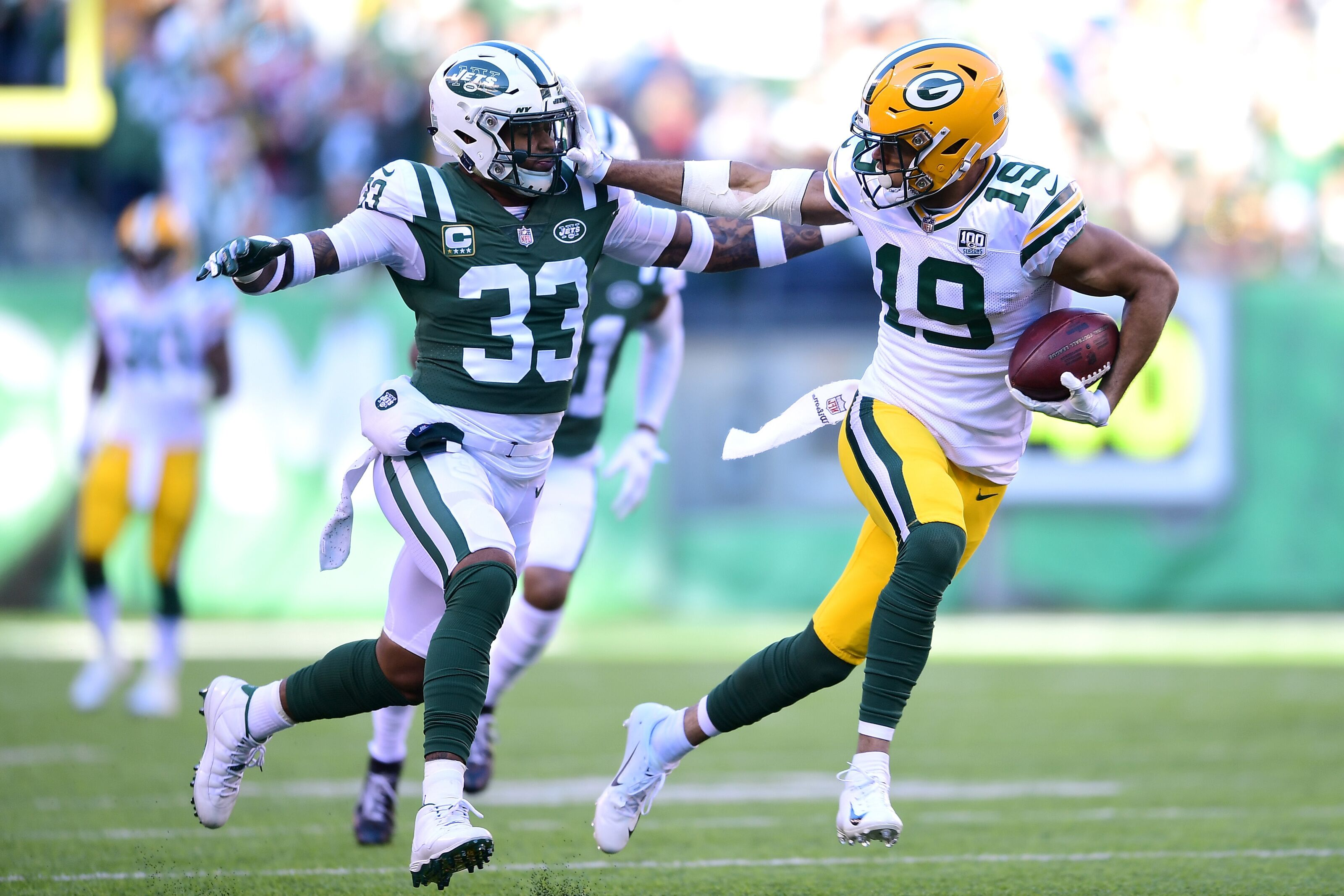 Image result for equanimeous st. brown packers