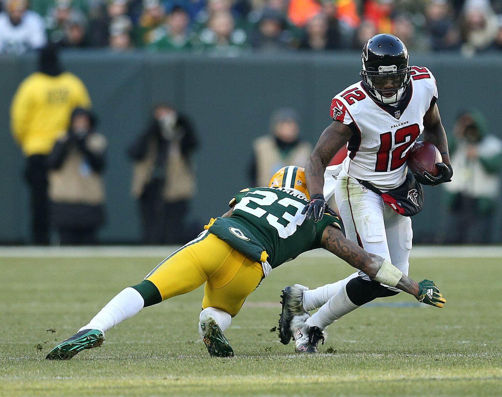 Packers: Positives, negatives from Week 14 vs. Falcons
