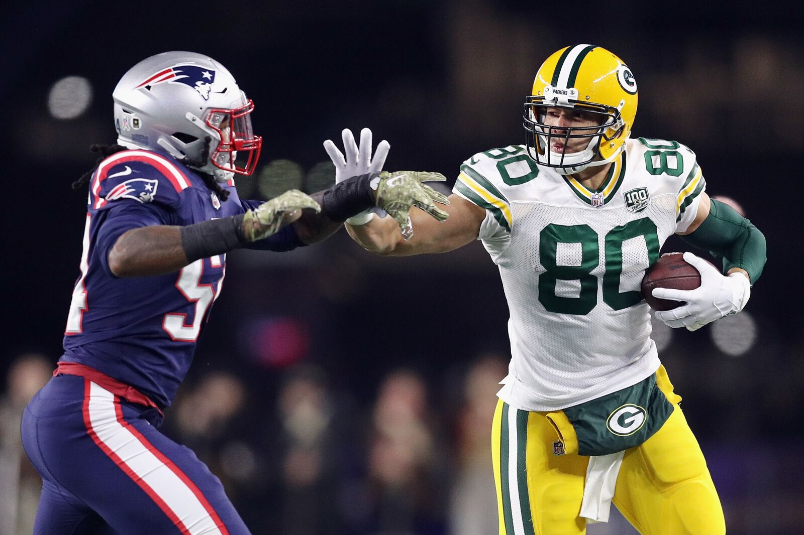 ed61e90a9 Green Bay Packers need Jimmy Graham to step up in 2019