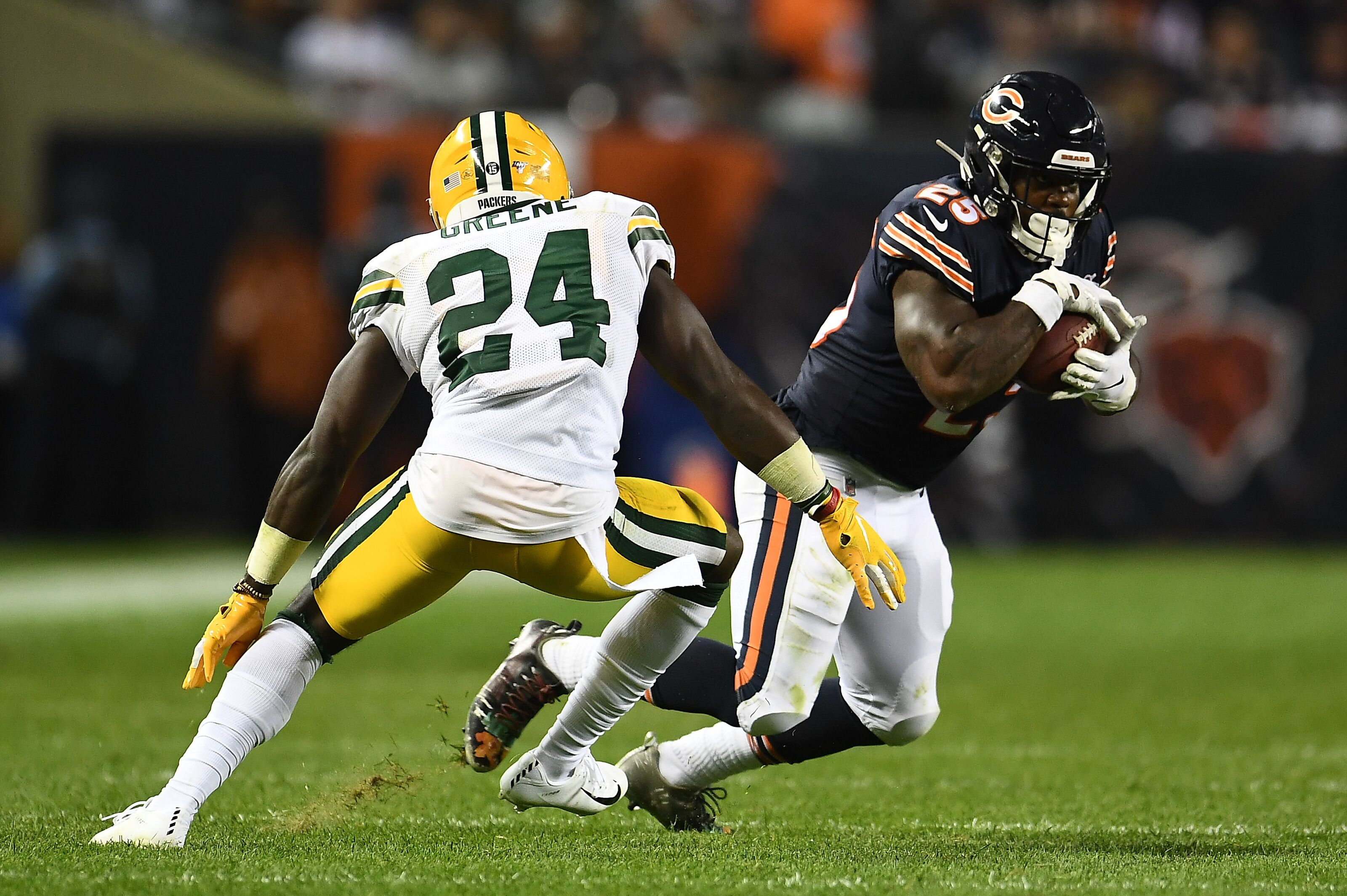 Packers: Five observations from Week 1 snap counts