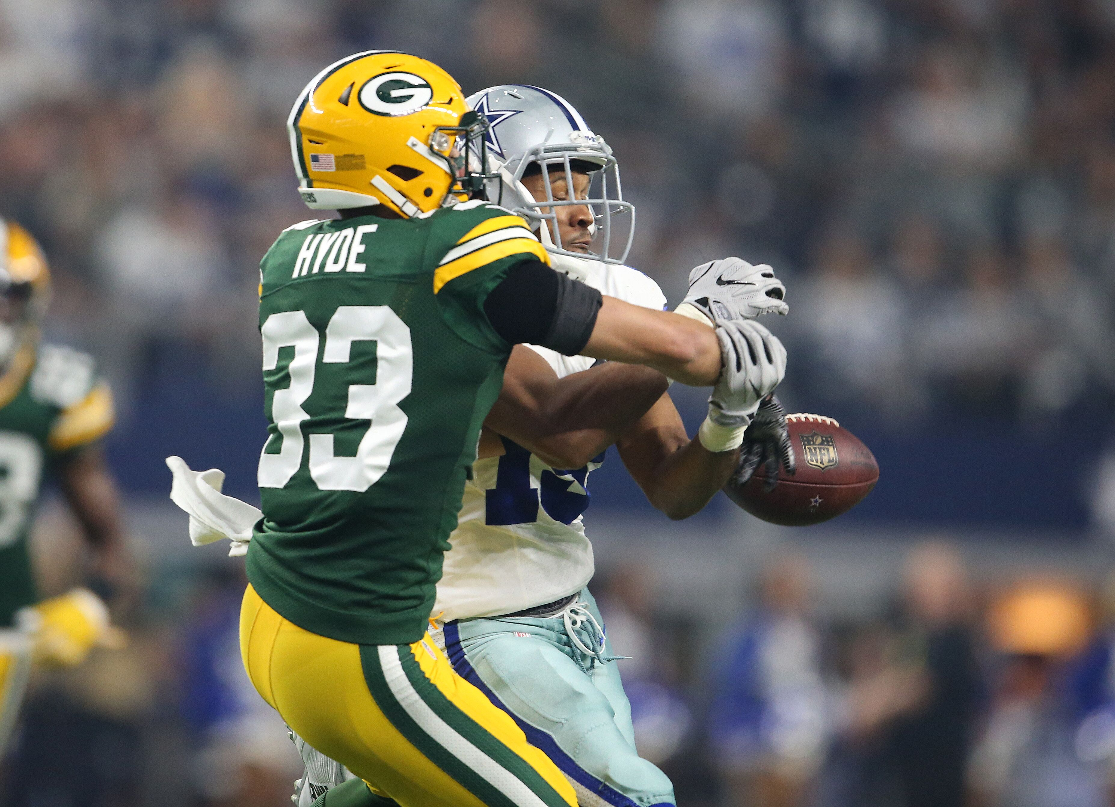 c1d8dc92f ... Green Bay Packers Micah Hyde headed to the Buffalo Bills ...