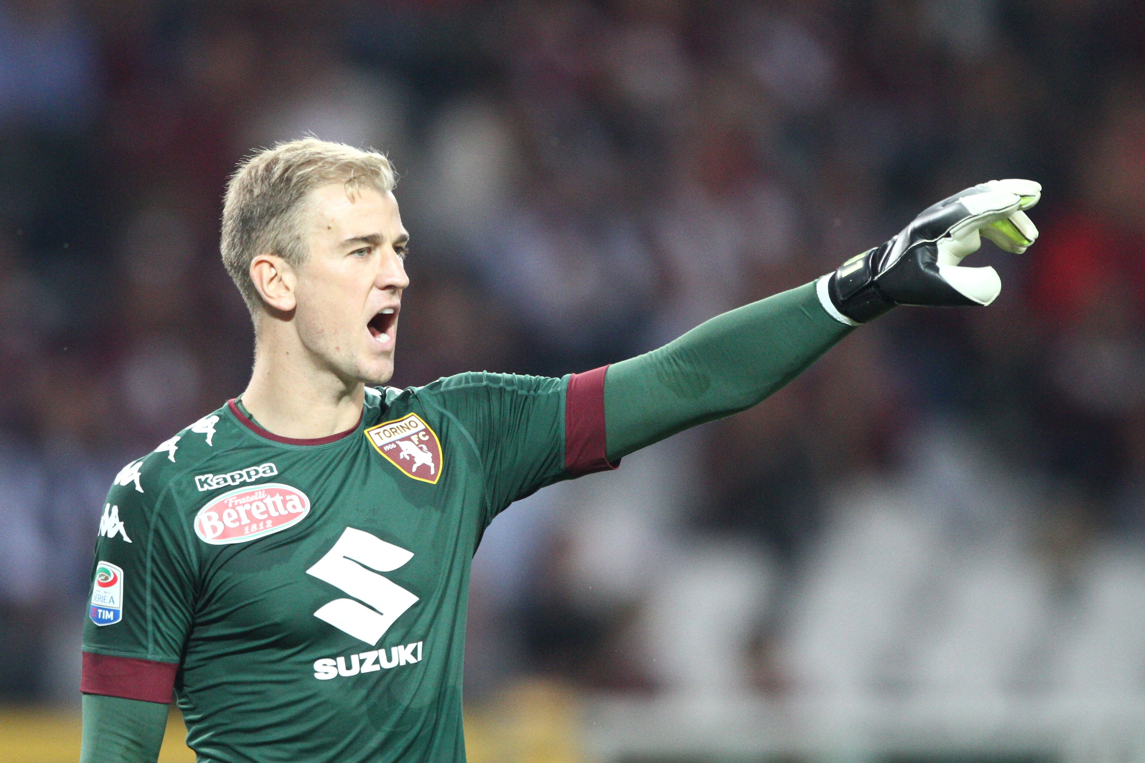 Liverpool emerge as top choice for Manchester City s Joe Hart