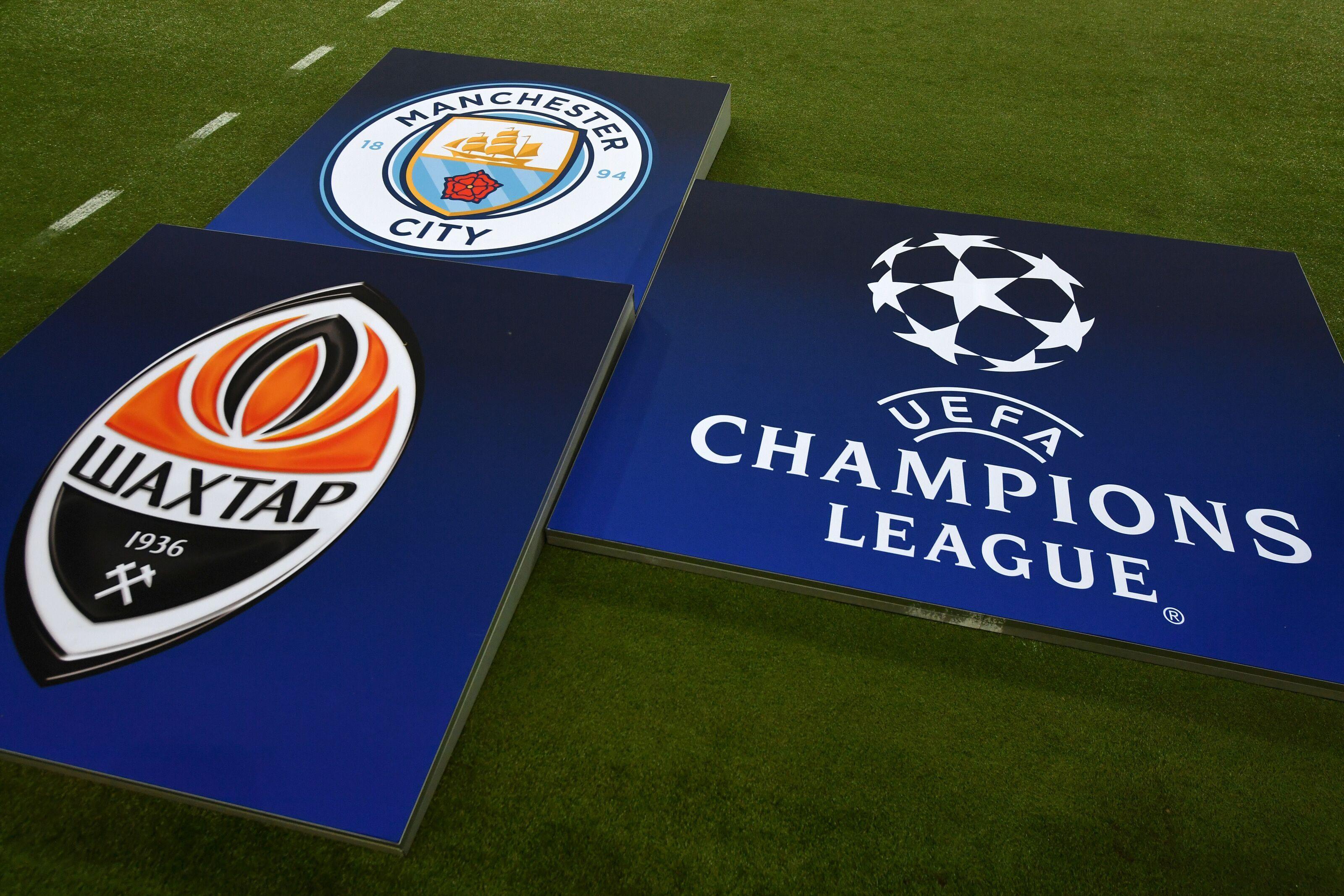 Shakhtar Donetsk 0 Manchester City 3 : Job Done