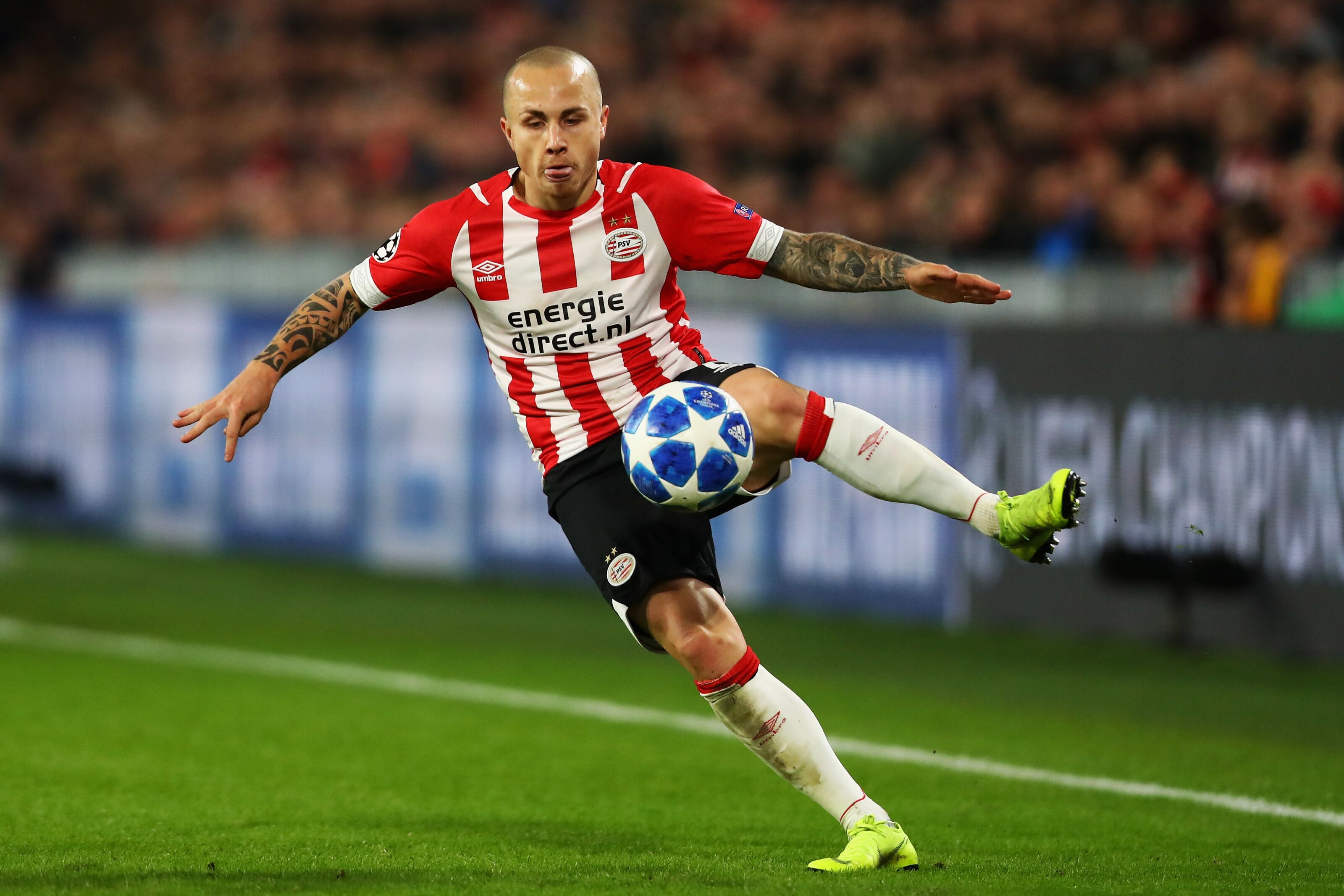 Manchester City to Sign Angelino Again