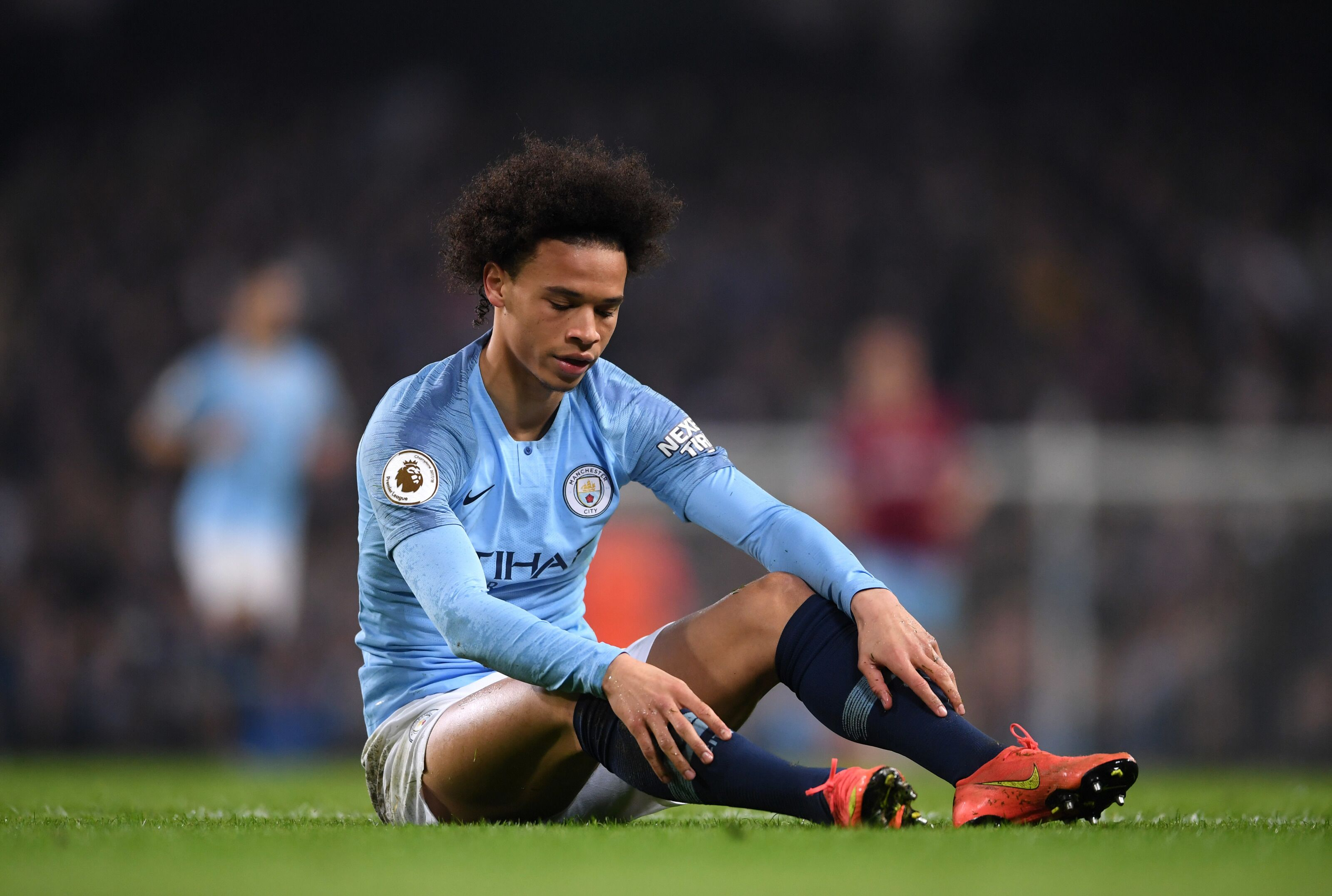 Manchester City's Leroy Sane To Leave For Bayern Munich?