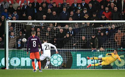 Swansea 2 Manchester City 3 Player Ratings and Man of the Match