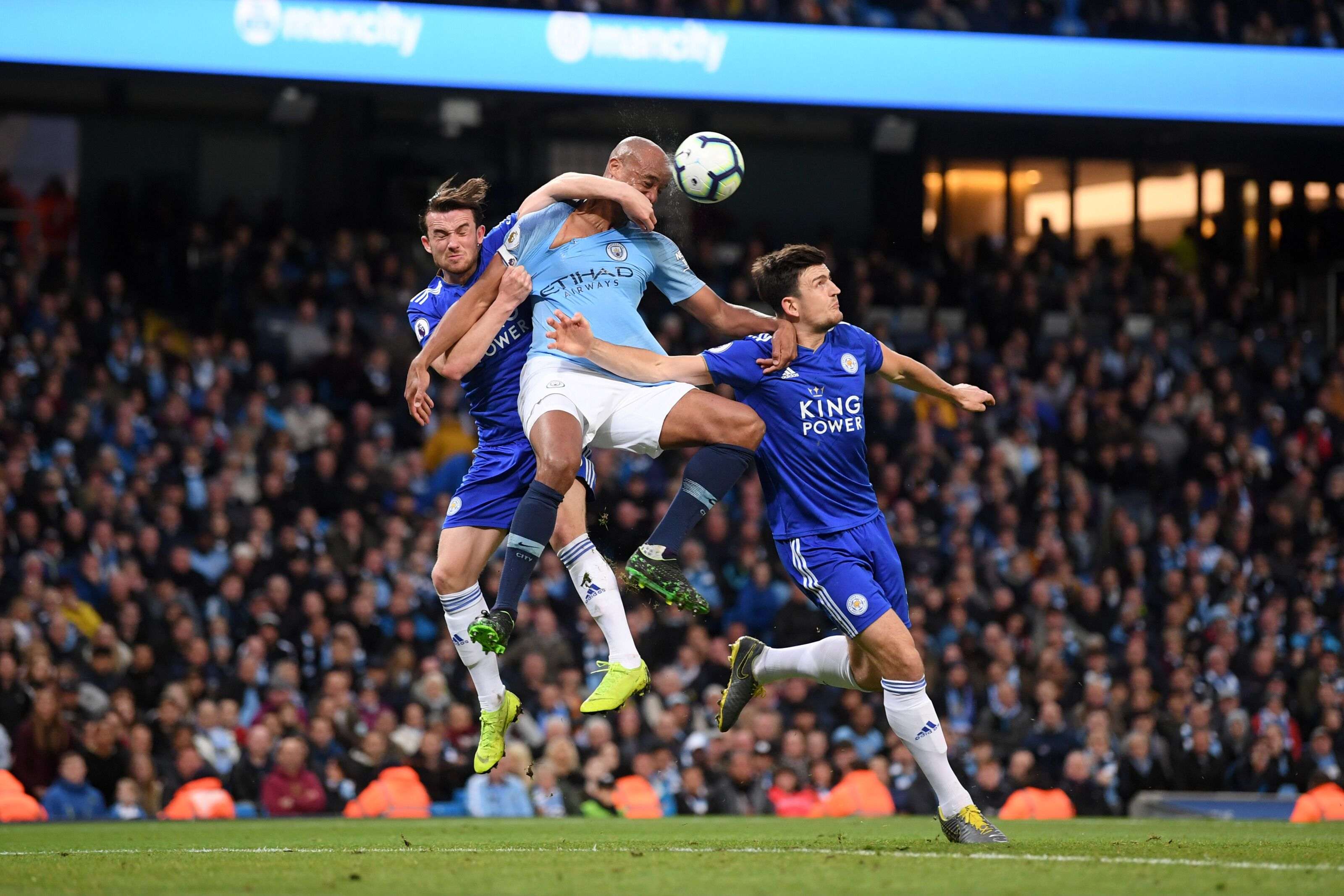 Manchester City watching Leicester defensive partnership - Man City Square