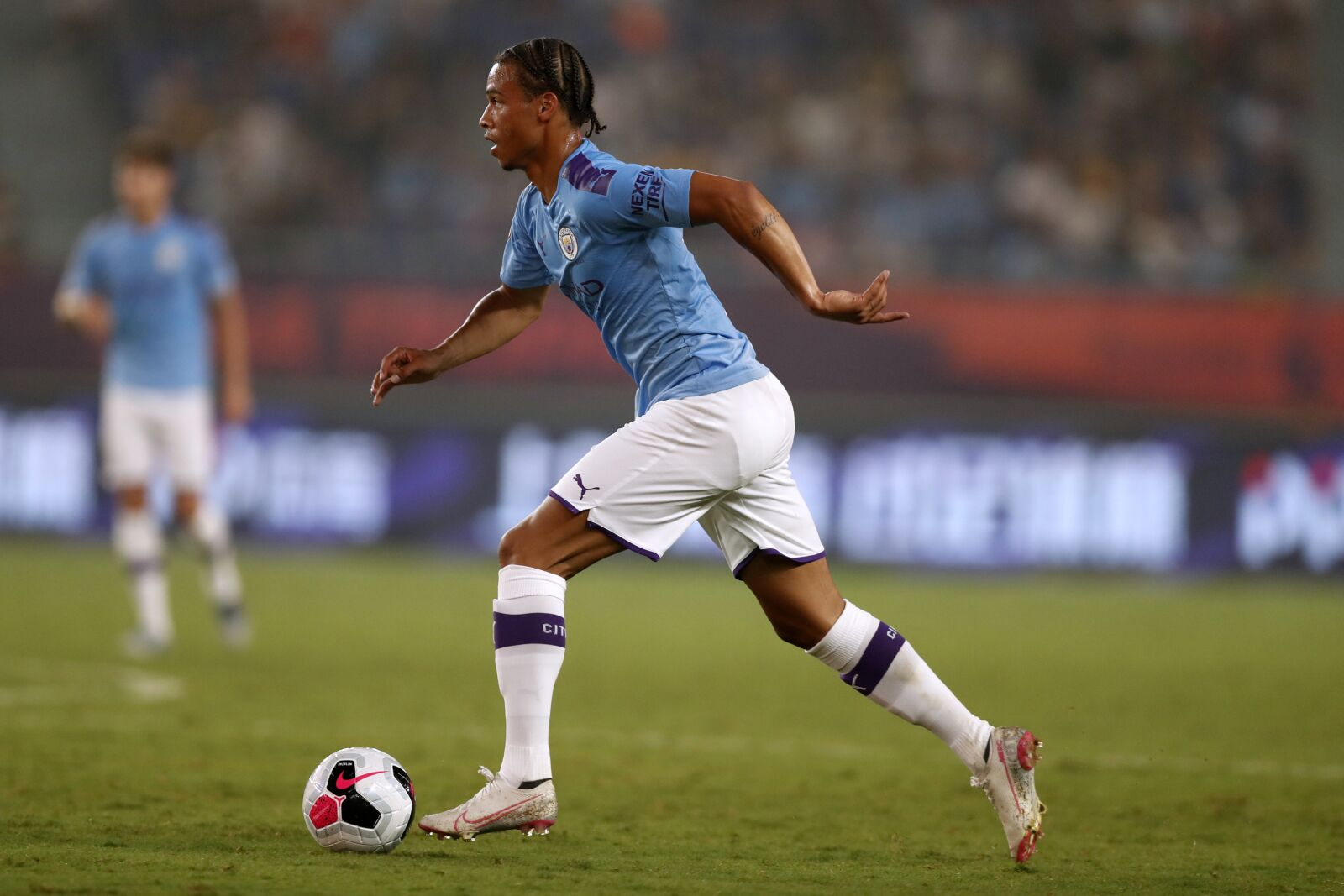 Could injured star Leroy Sané feature against Real Madrid?