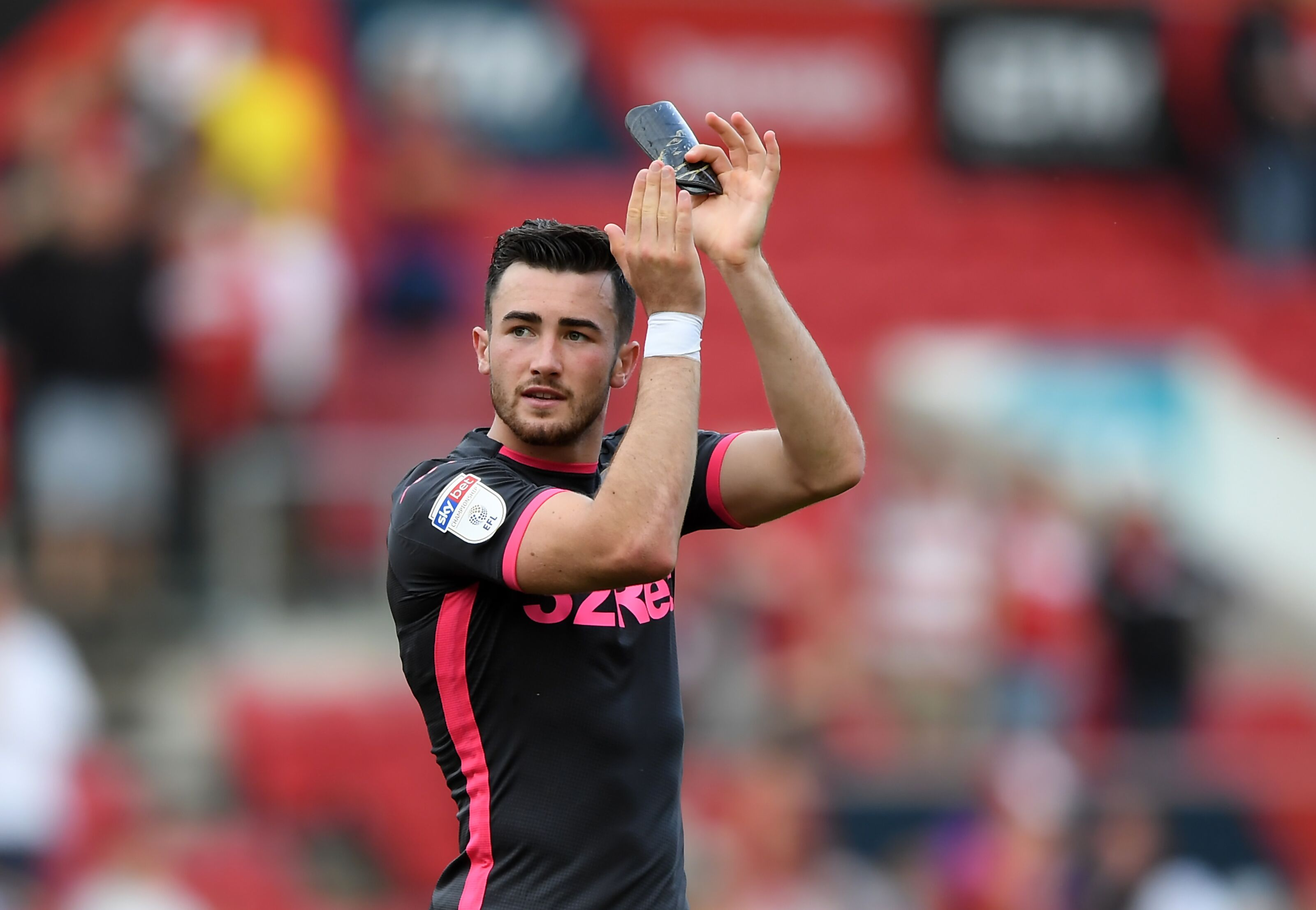 Manchester City's Jack Harrison Impresses at Leeds United
