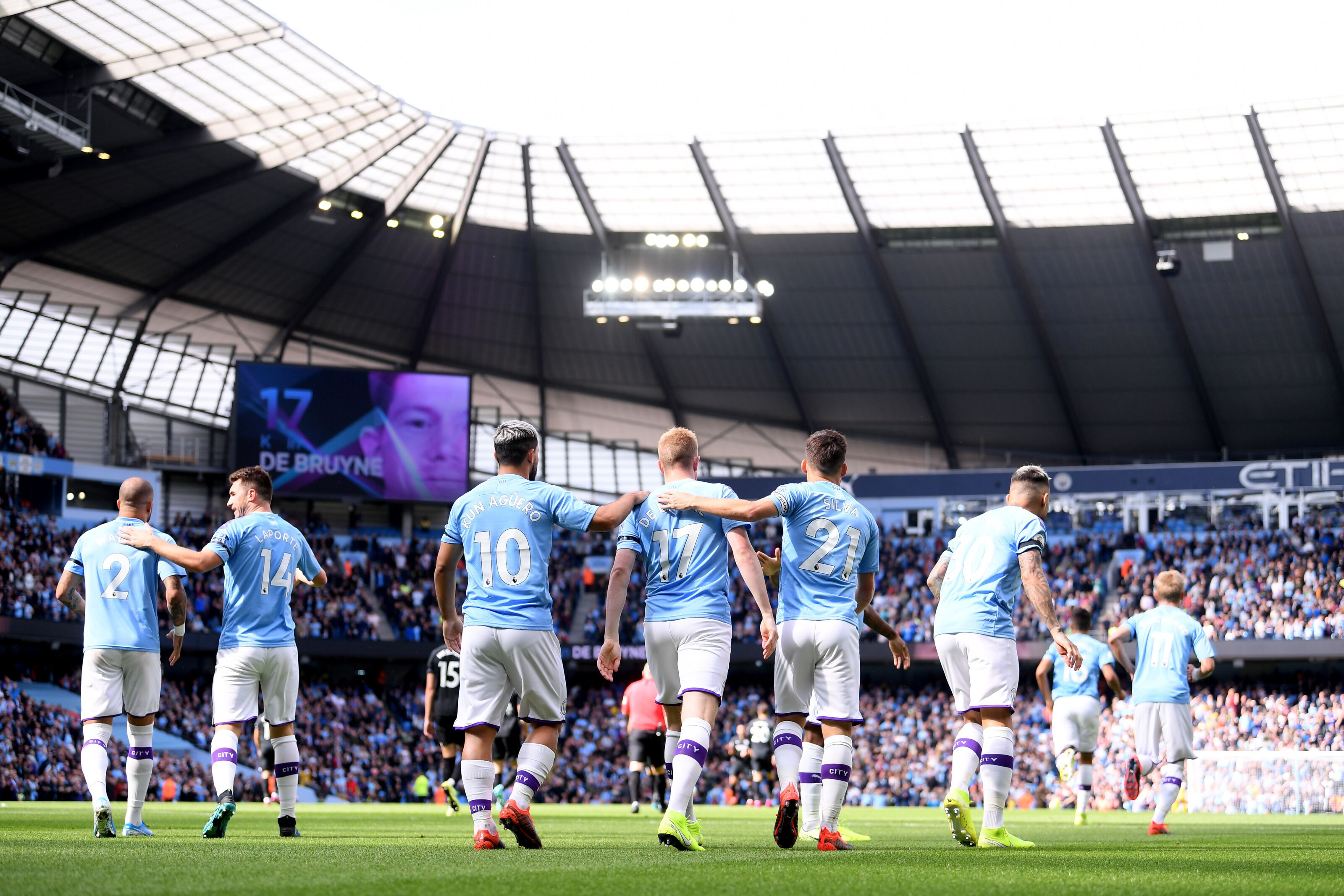 Manchester City's Attack May Hold the Keys to Defensive Stability