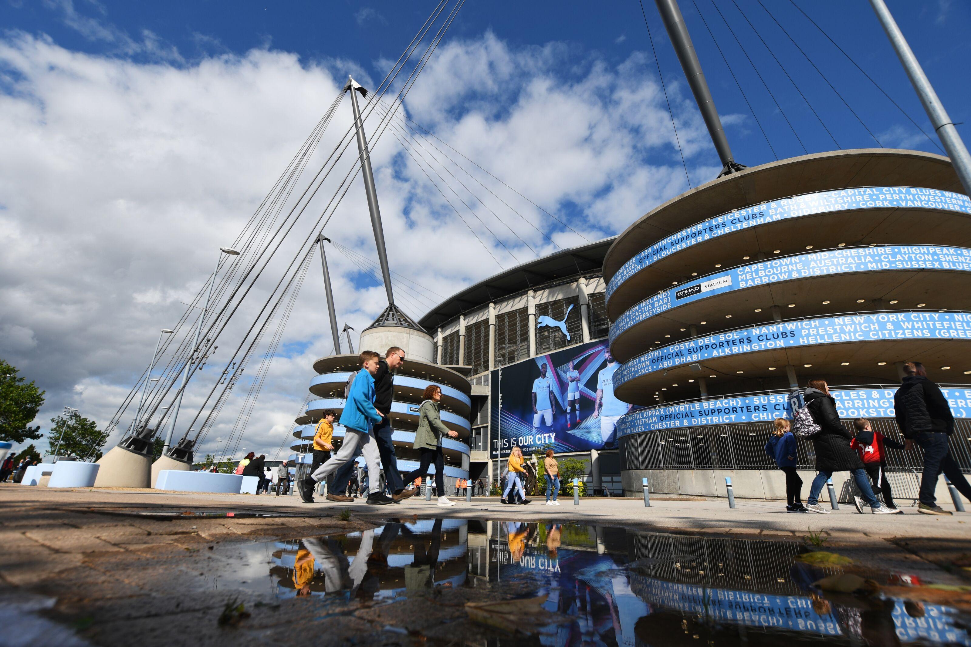 Manchester City Players: International Duty Round Up