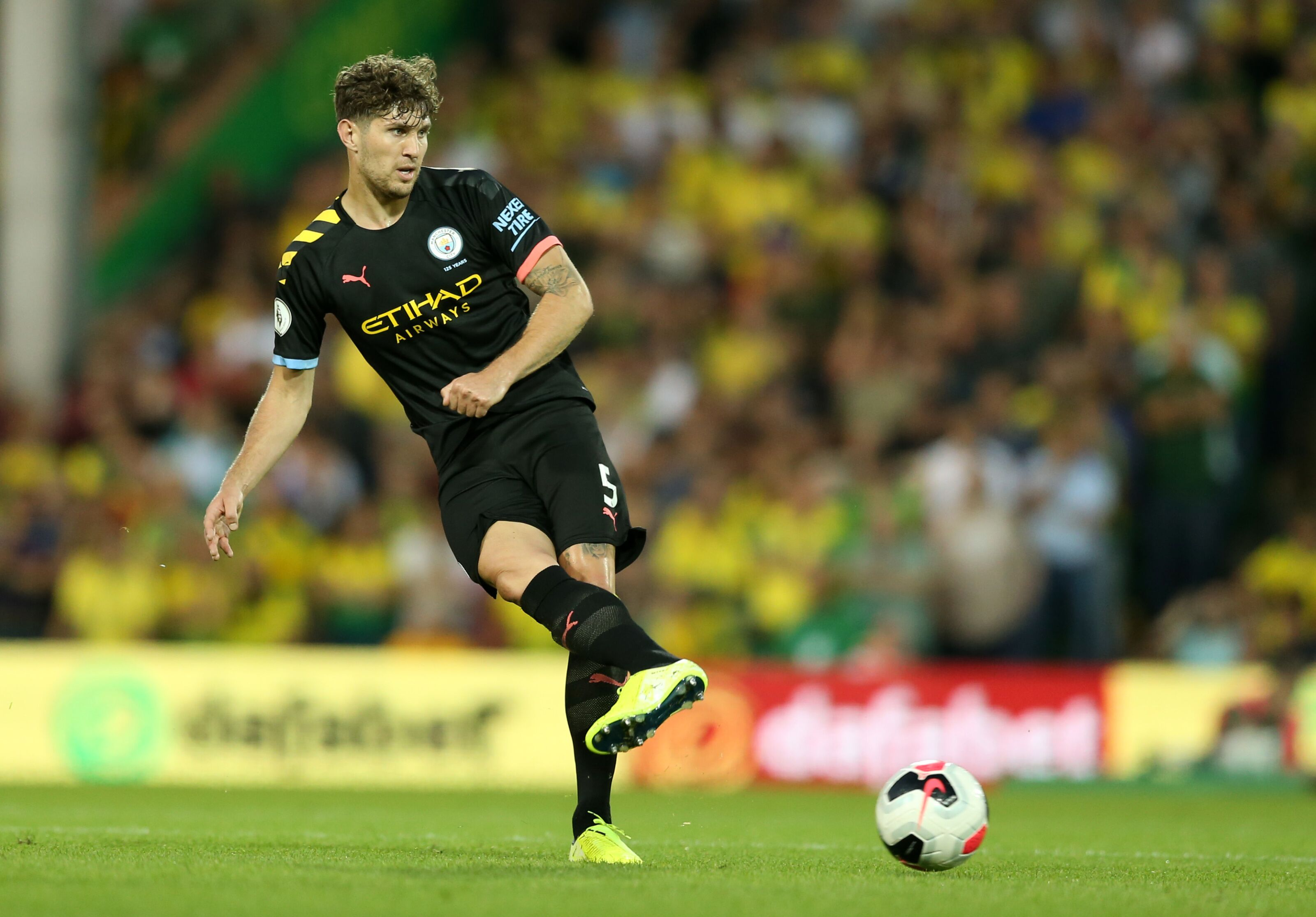 John Stones Ruled Out From Manchester City Action