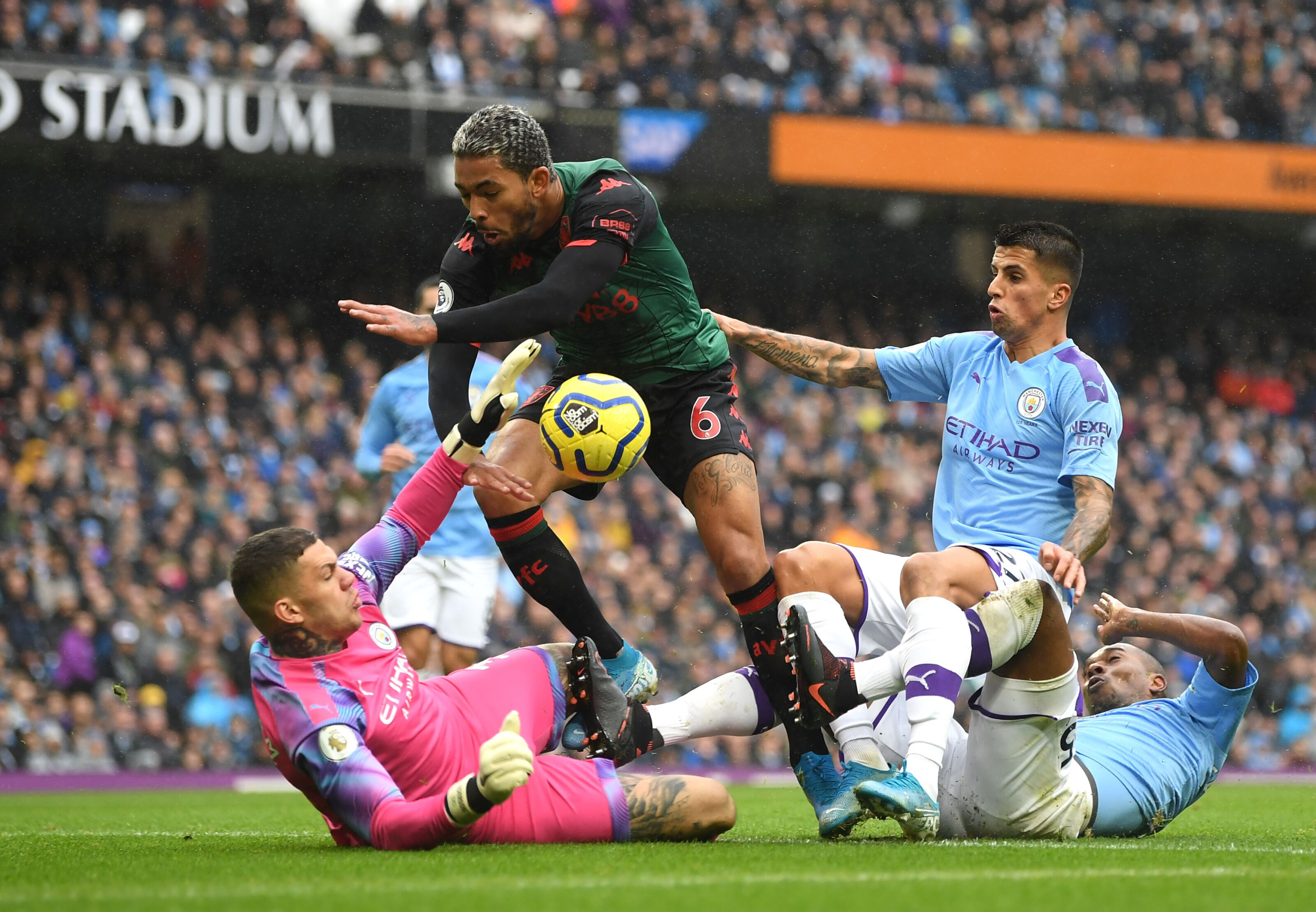 Ederson: The Best Goalkeeper In The World