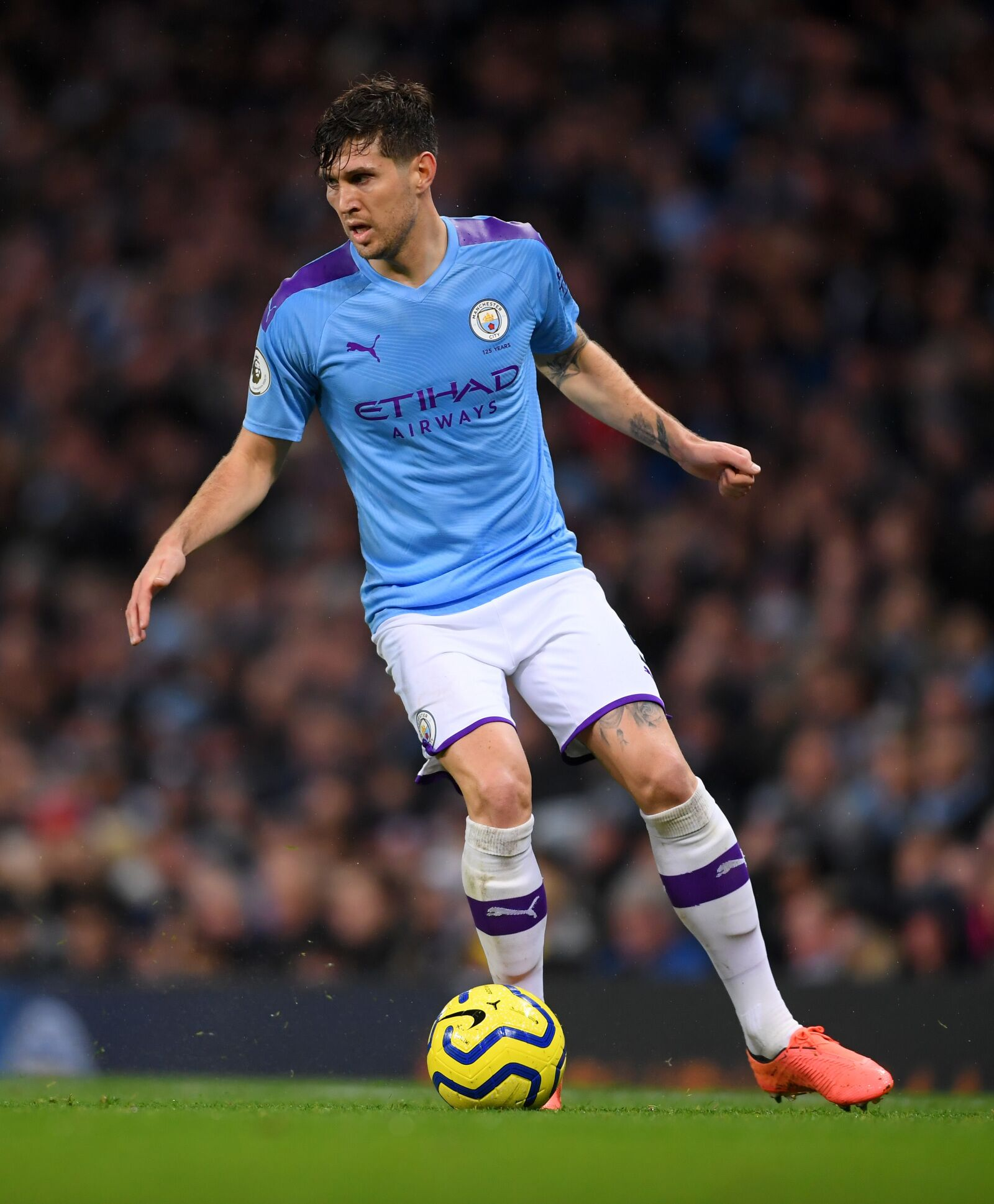 John Stones linked with shock move to Premier League rival?