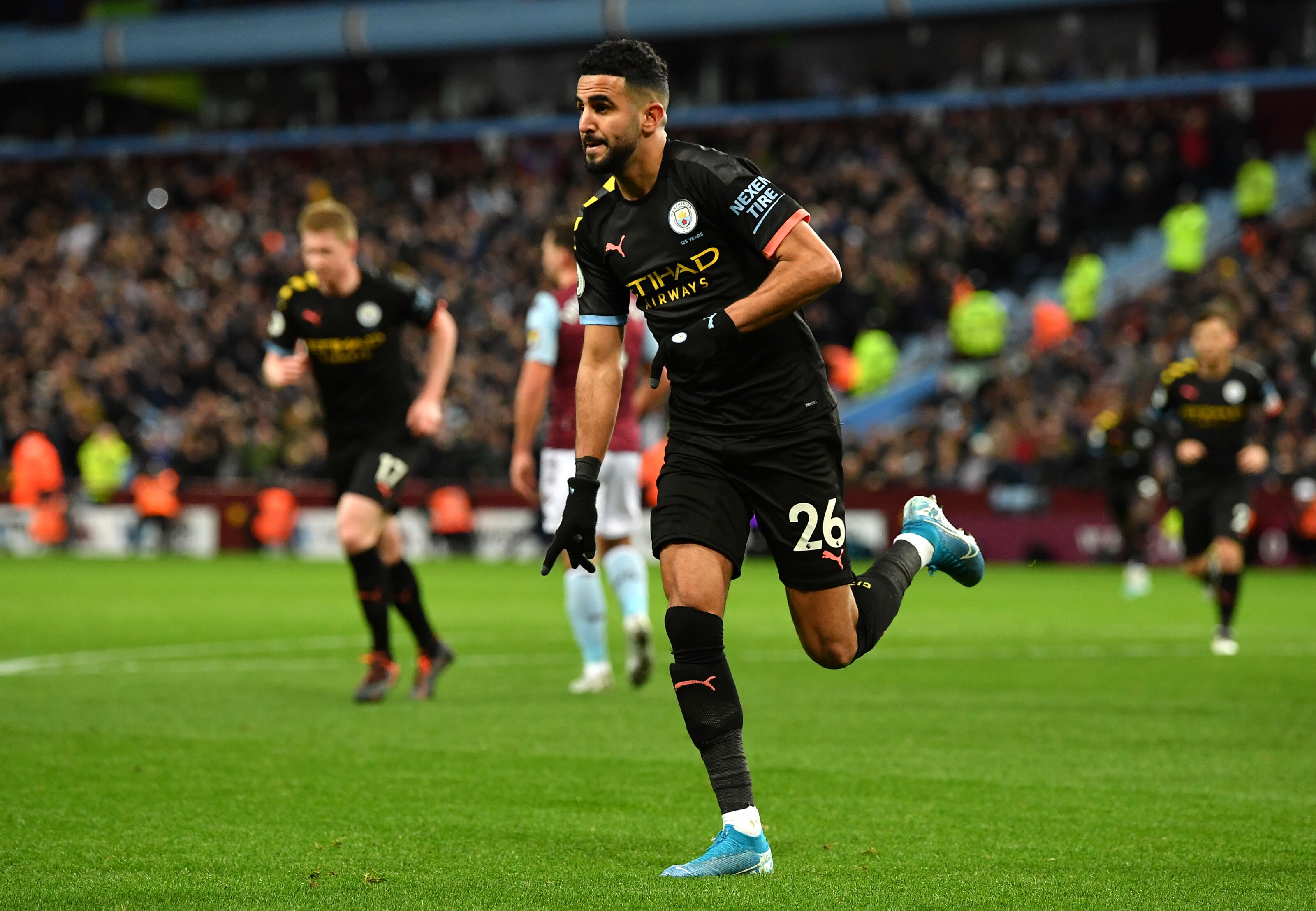 Manchester City-Crystal Palace: Securing second place?