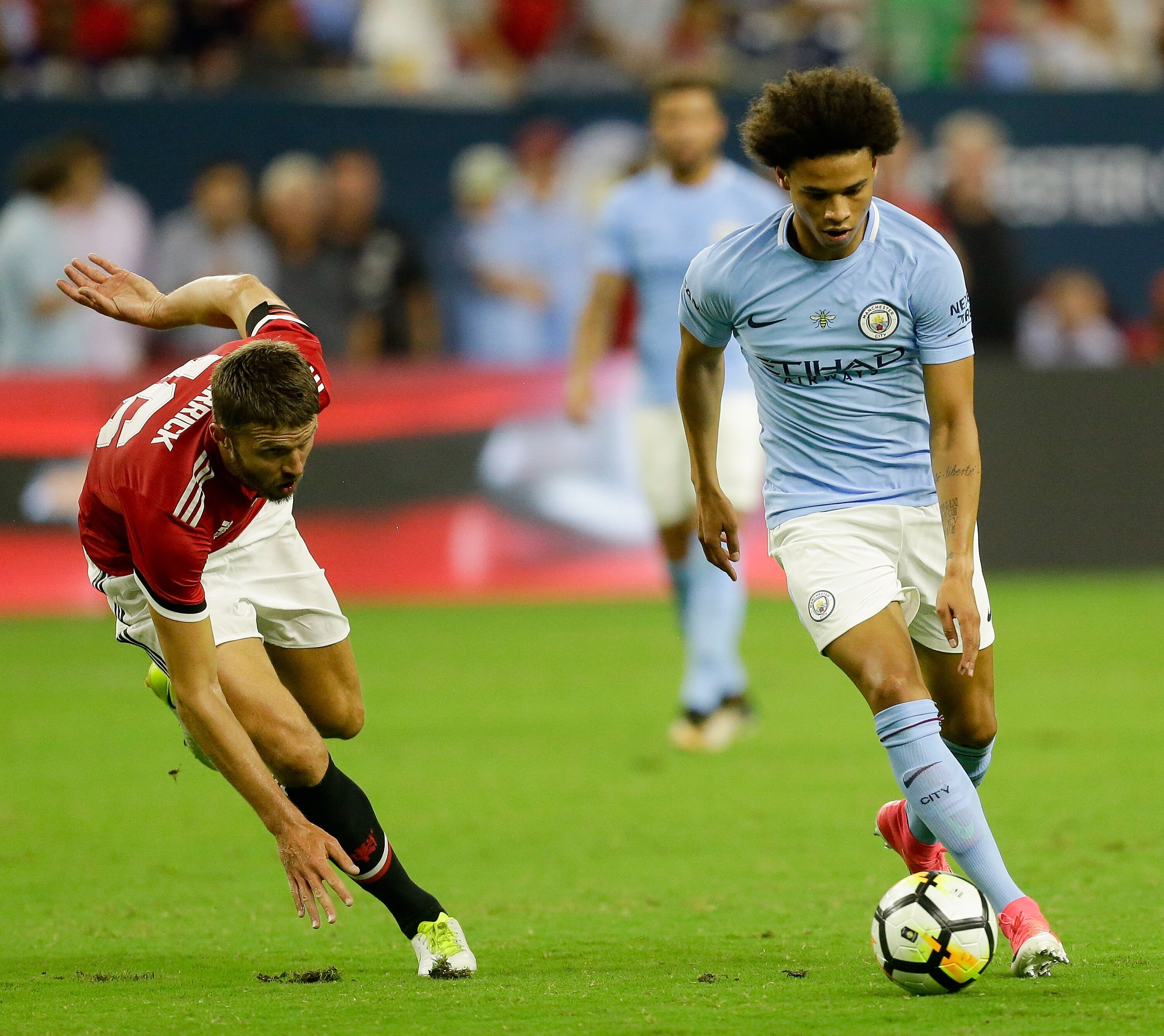 Manchester City FC 2017 18 Player Preview – Leroy Sane